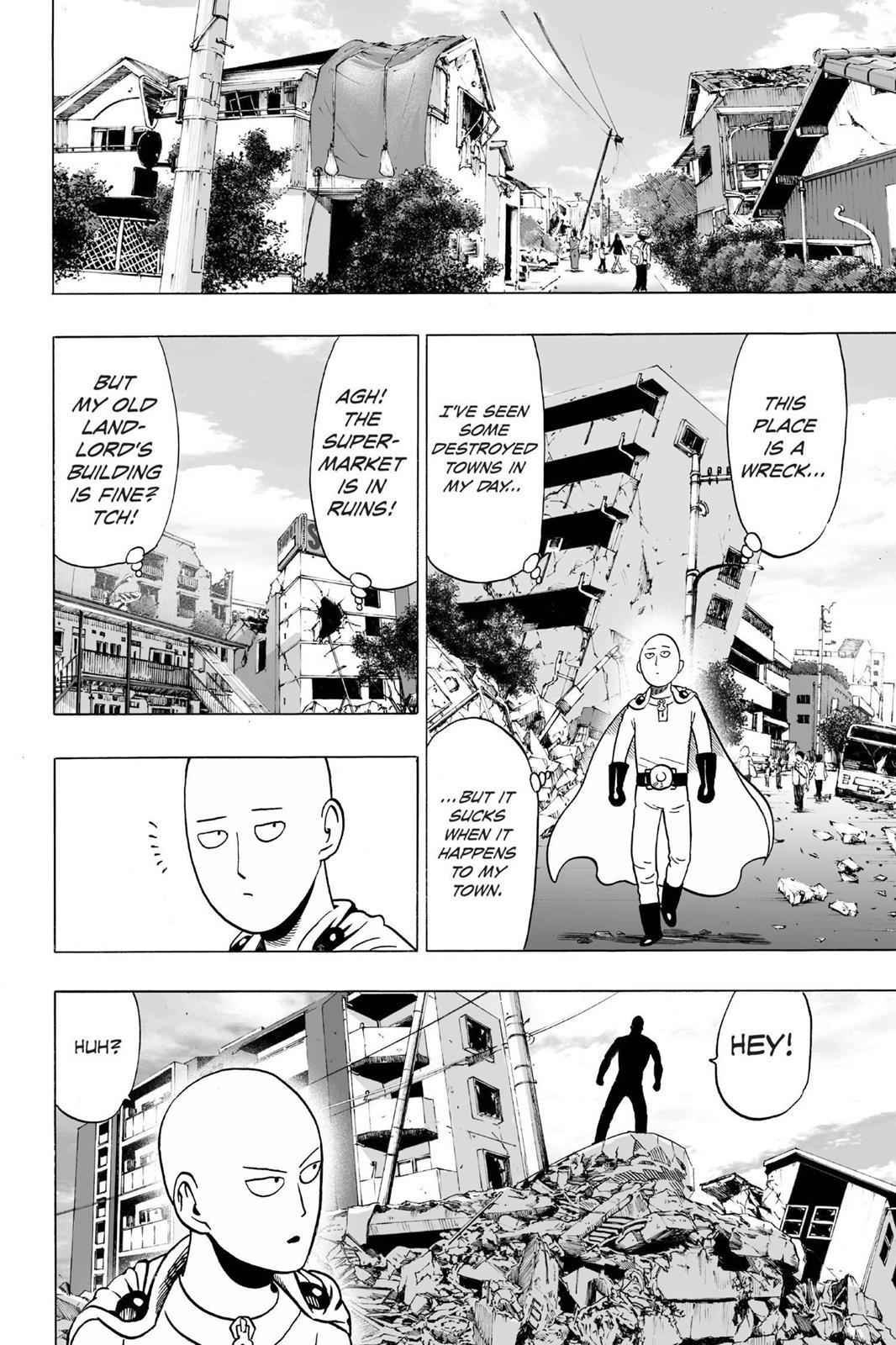 One-Punch Man Chapter 22 Page 10
