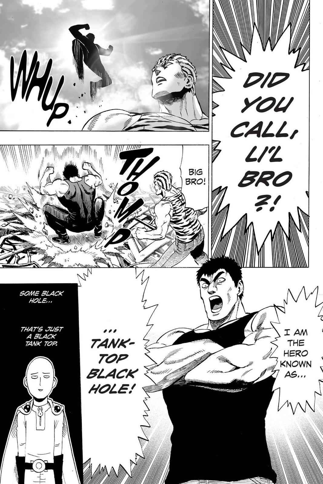 One-Punch Man Chapter 22 Page 13