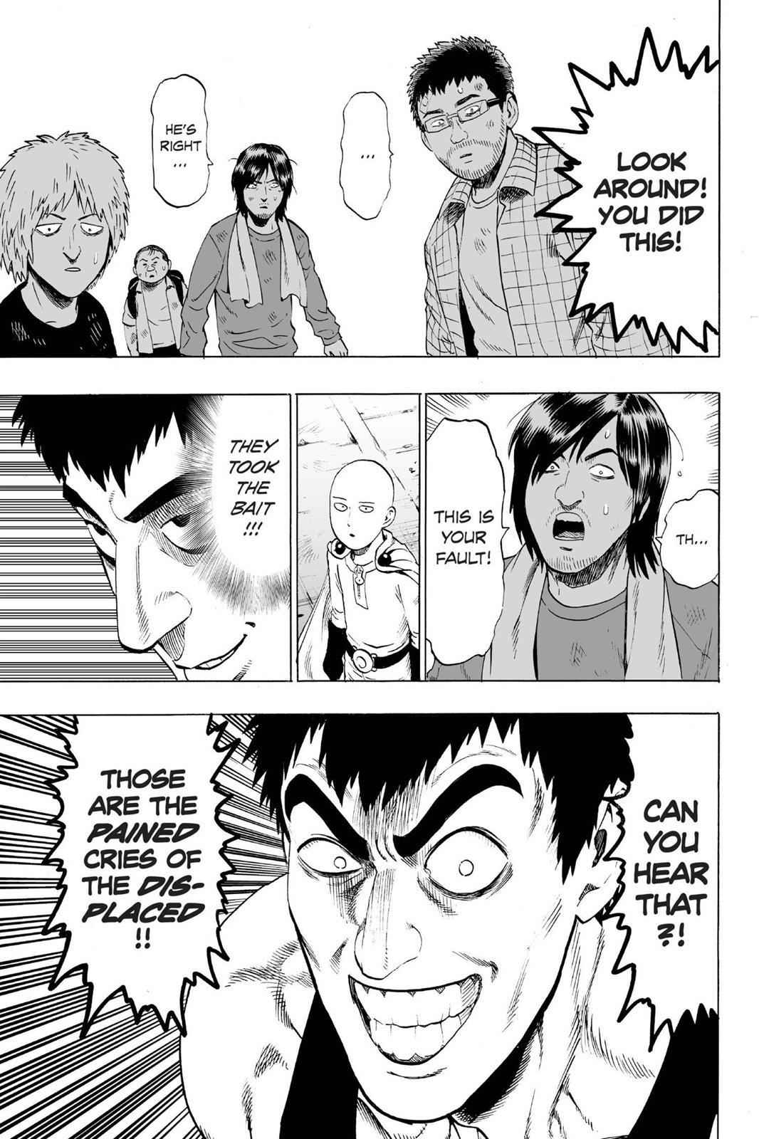 One-Punch Man Chapter 22 Page 21