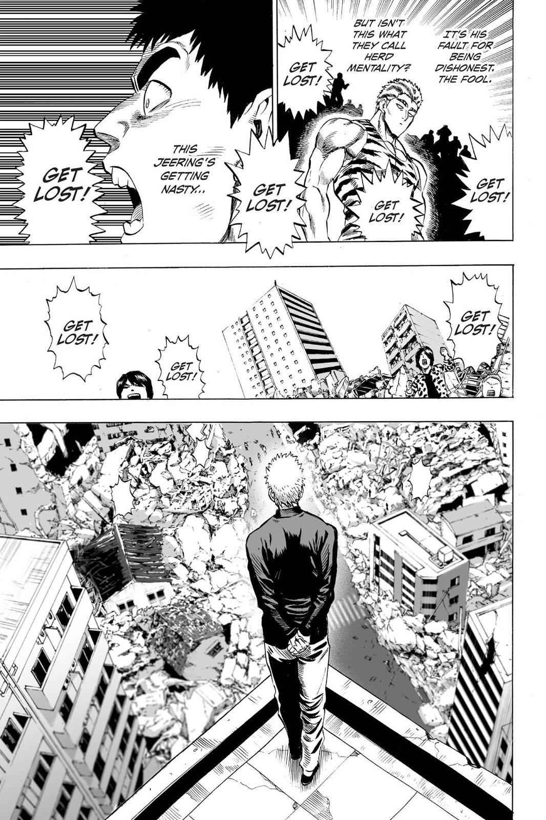 One-Punch Man Chapter 22 Page 25