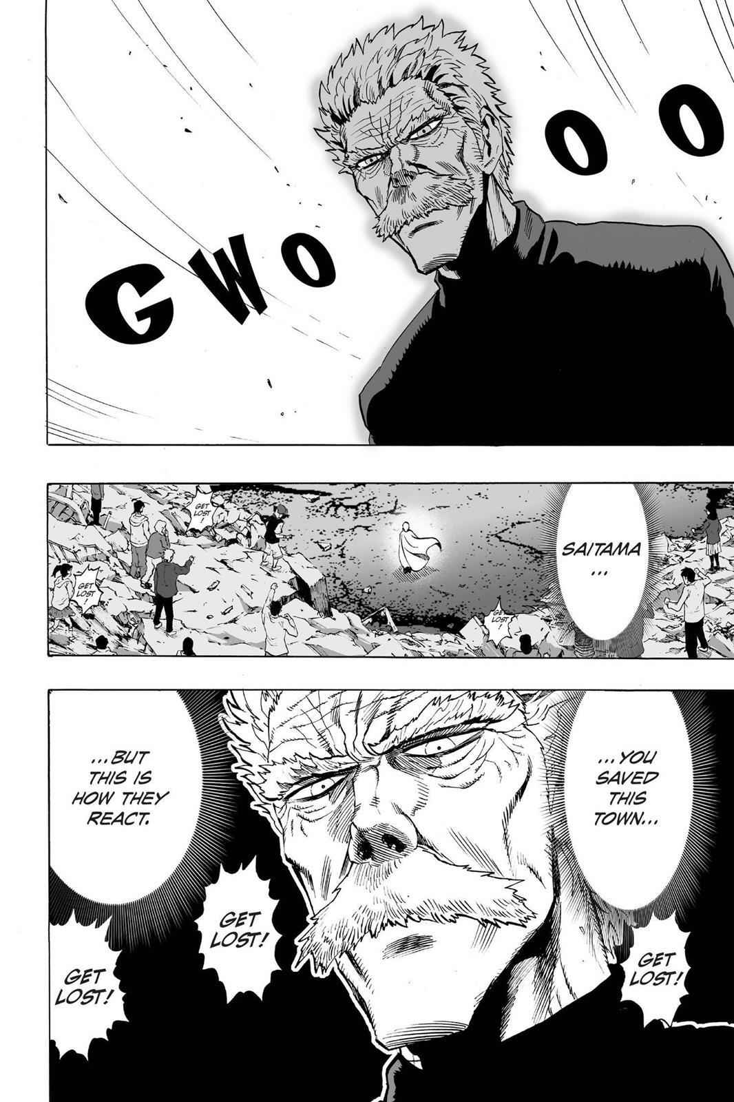 One-Punch Man Chapter 22 Page 26