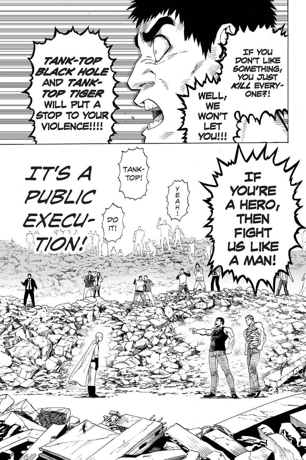 One-Punch Man Chapter 22 Page 29