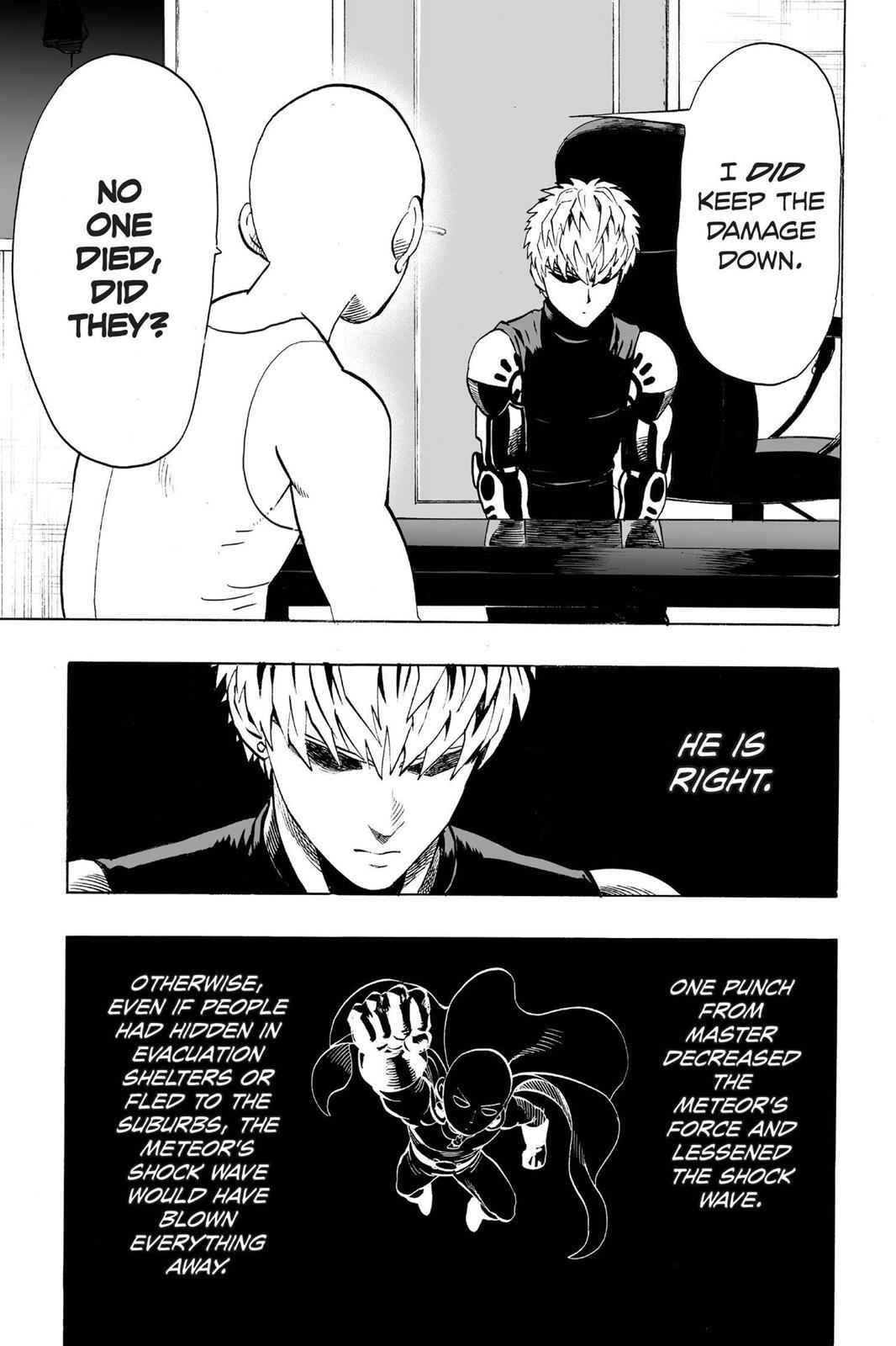 One-Punch Man Chapter 22 Page 3