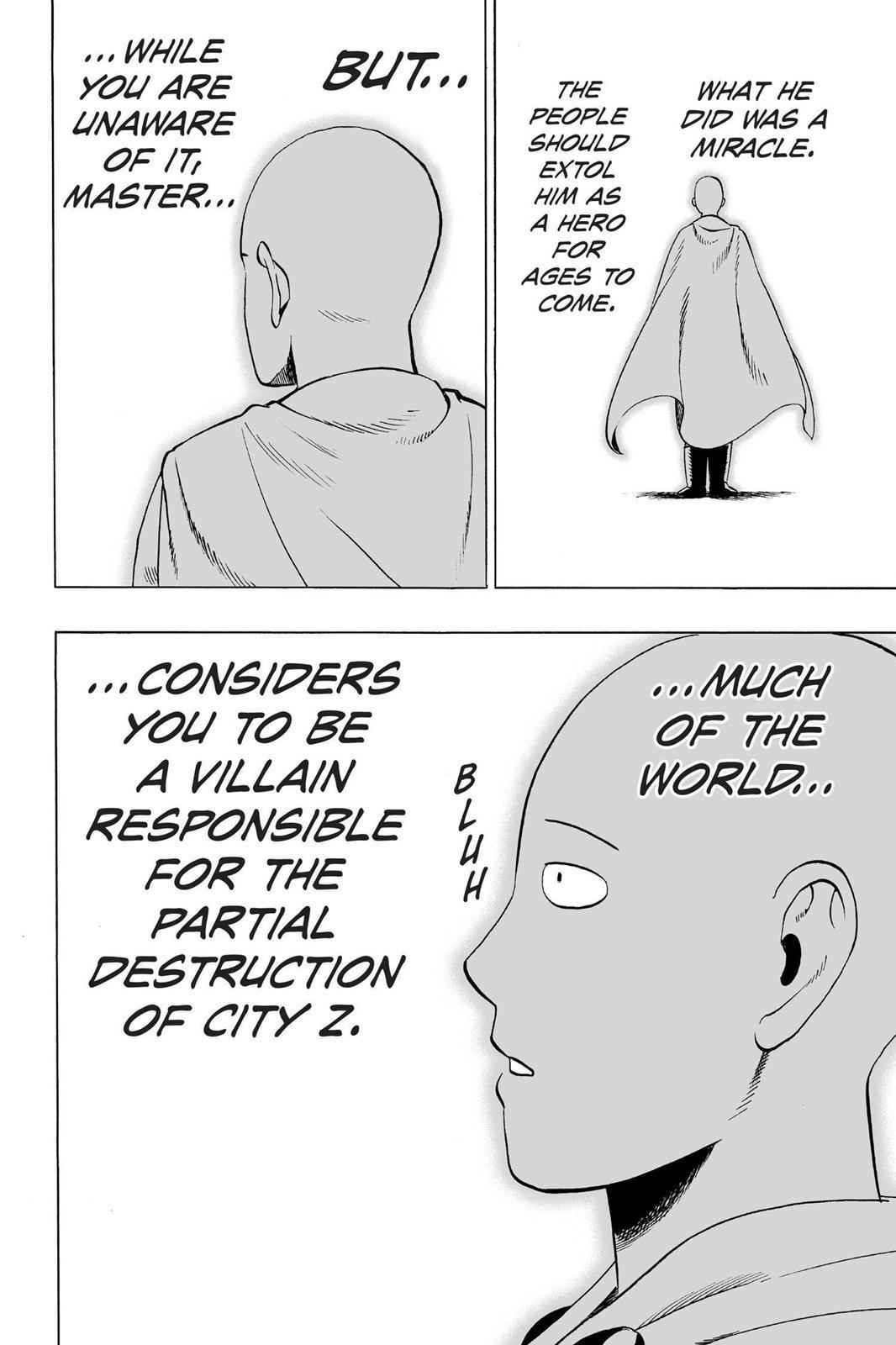 One-Punch Man Chapter 22 Page 4