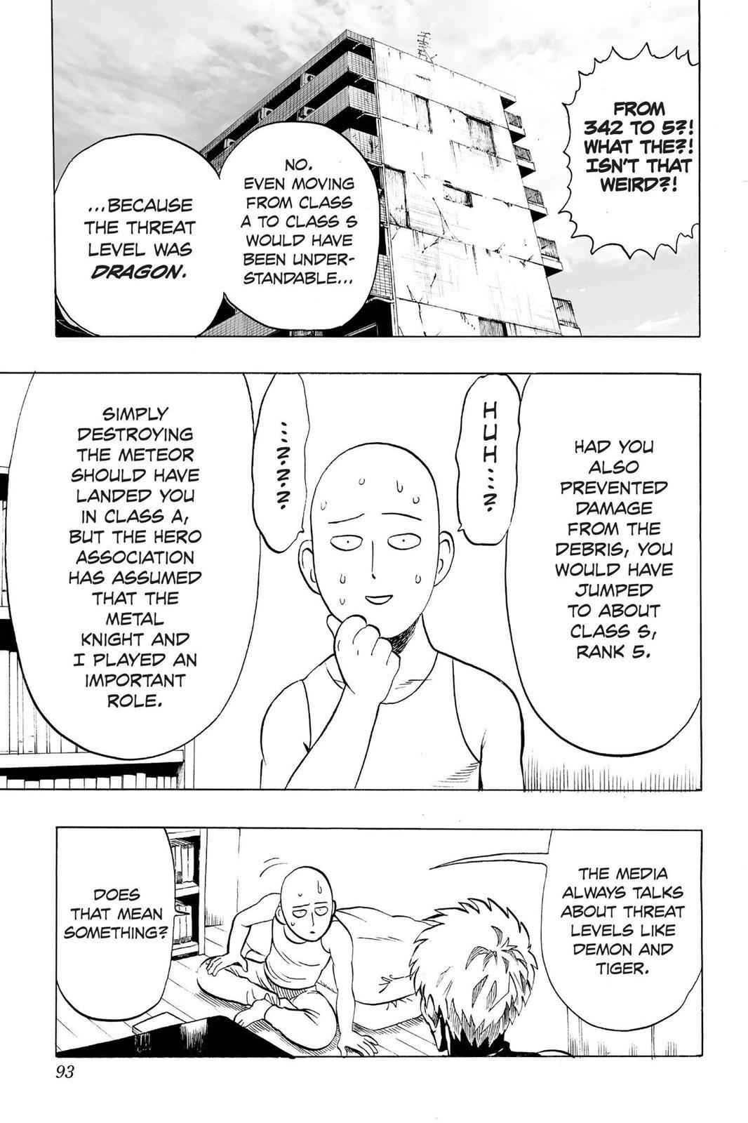 One-Punch Man Chapter 22 Page 7