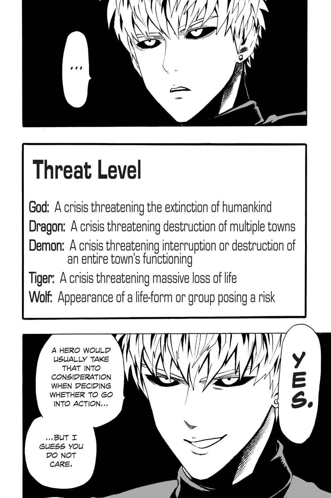 One-Punch Man Chapter 22 Page 8