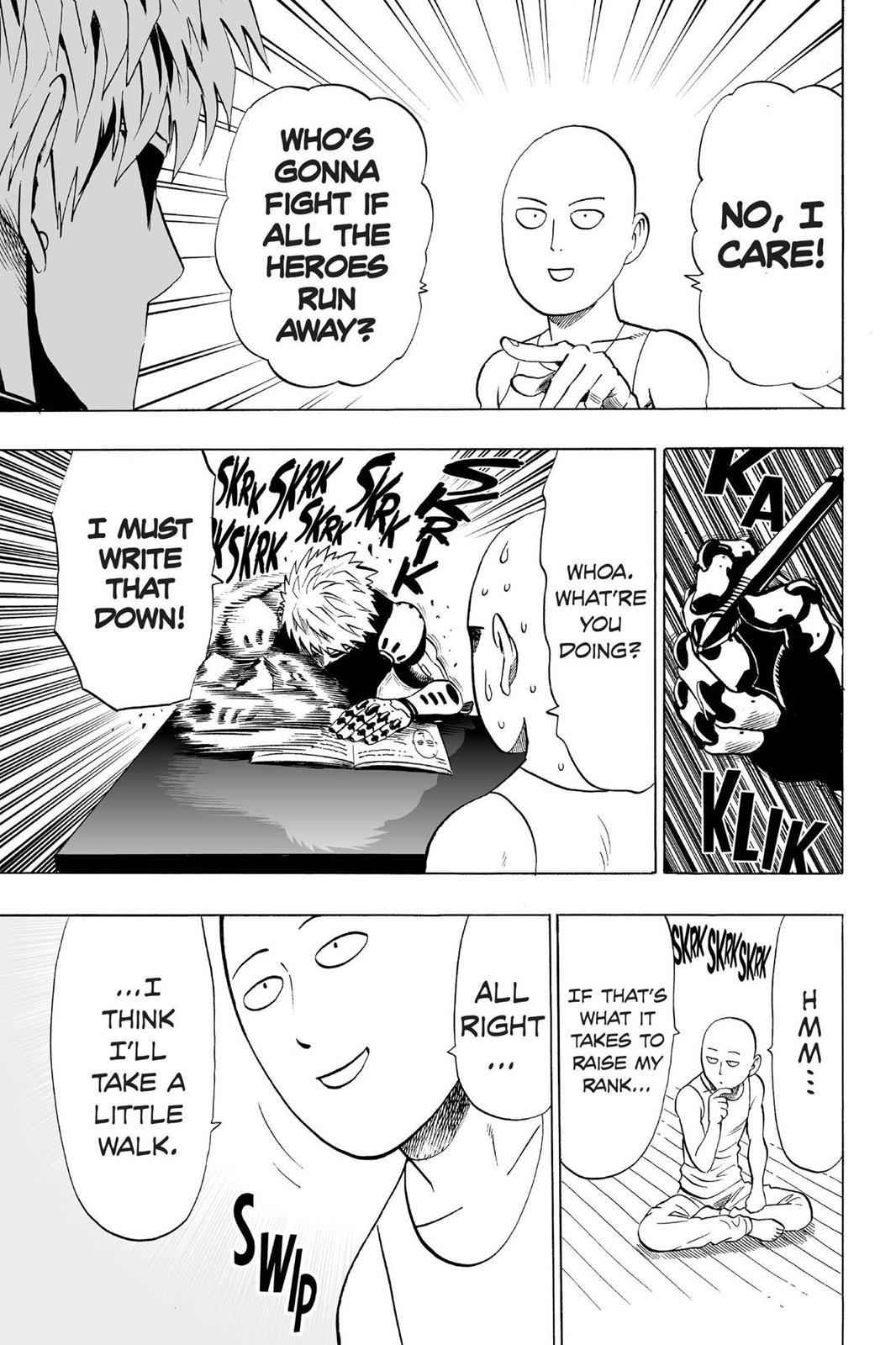 One-Punch Man Chapter 22 Page 9