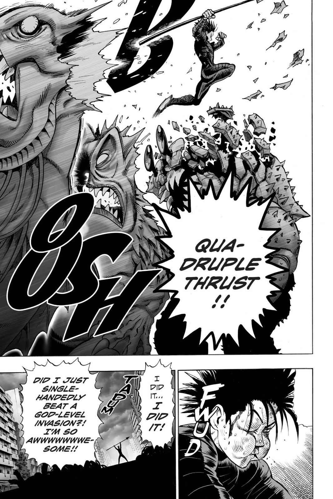 One-Punch Man Chapter 23 Page 23