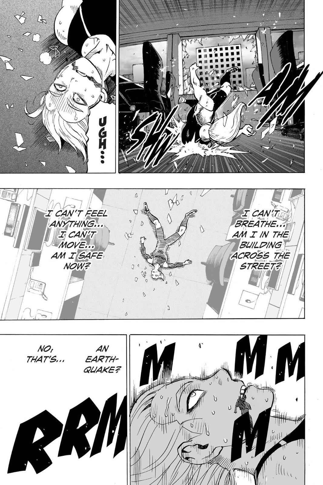 One-Punch Man Chapter 24 Page 11