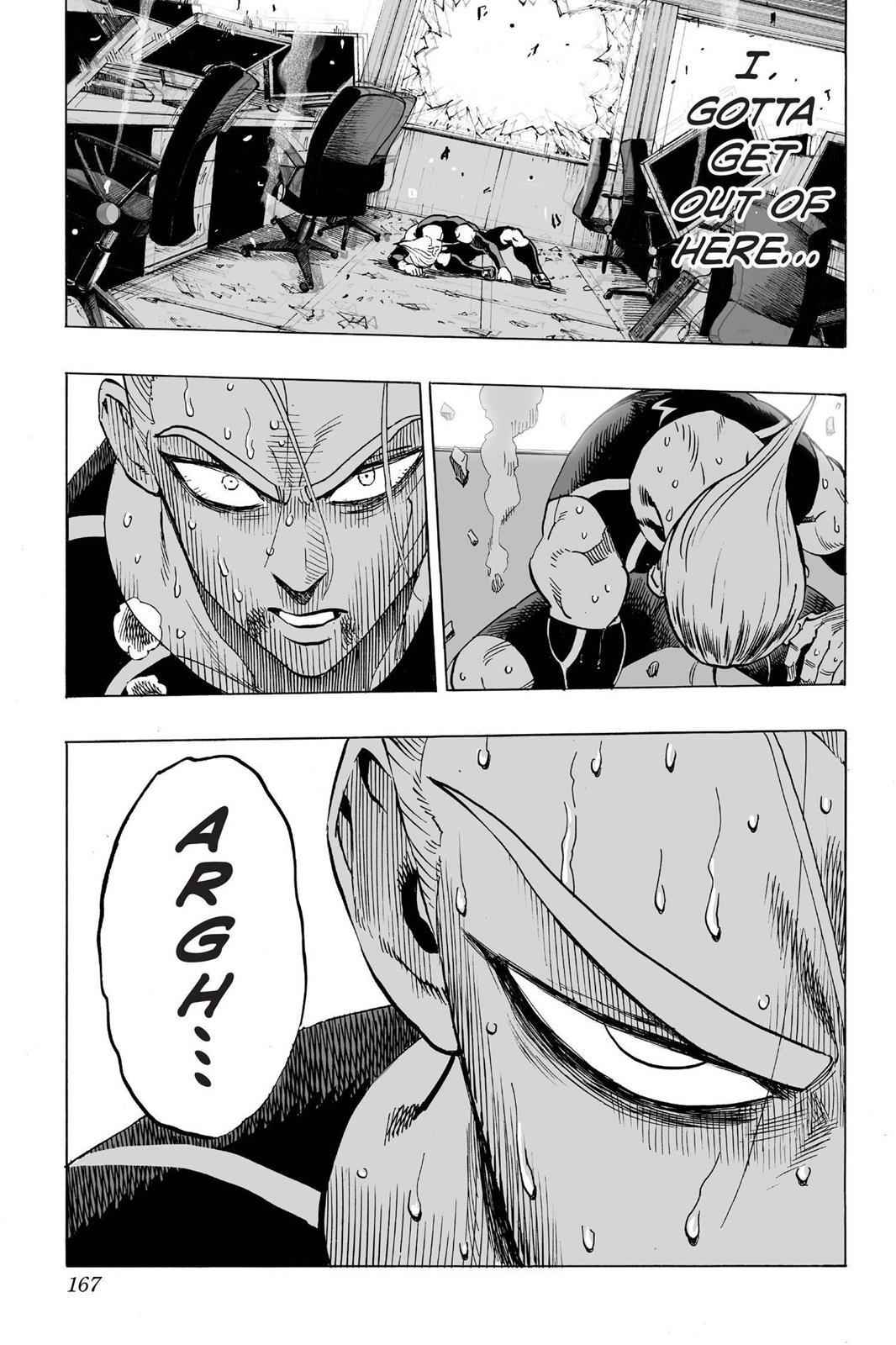 One-Punch Man Chapter 24 Page 13