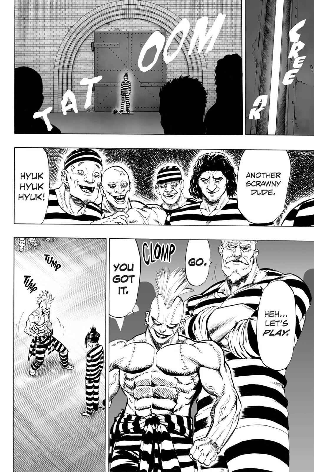 One-Punch Man Chapter 24 Page 28