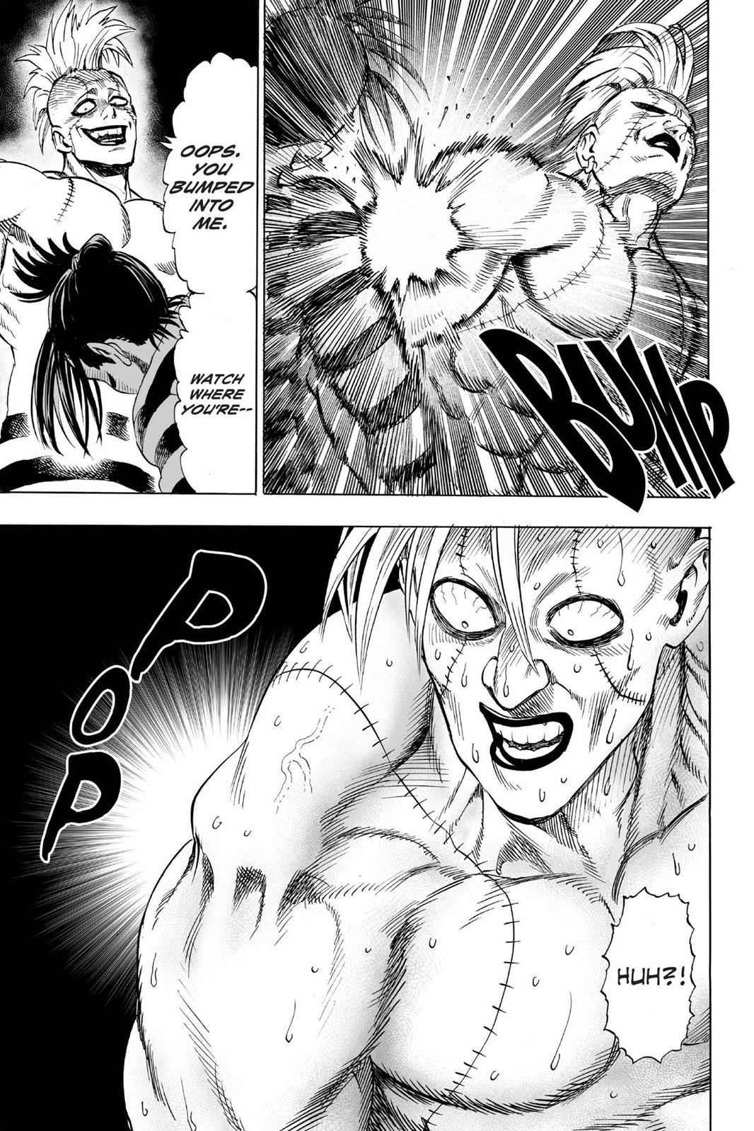One-Punch Man Chapter 24 Page 29
