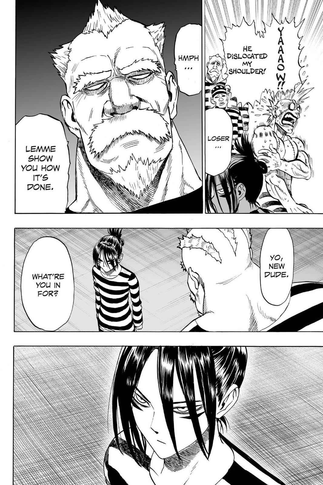 One-Punch Man Chapter 24 Page 30