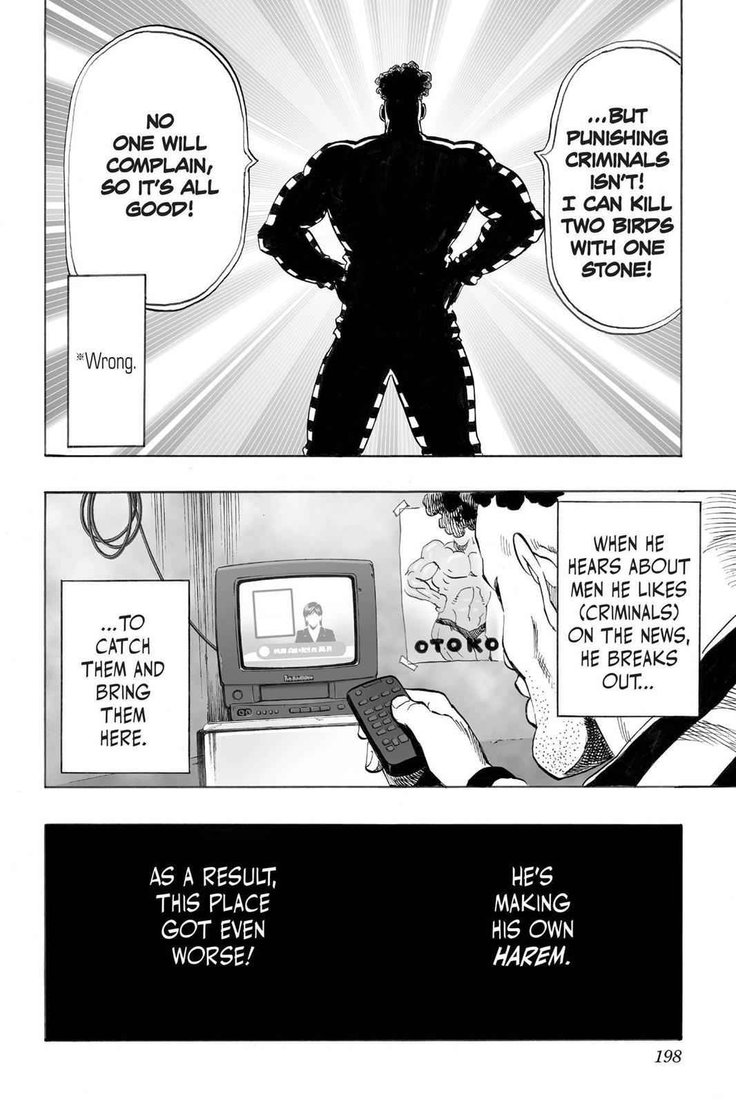 One-Punch Man Chapter 24 Page 44