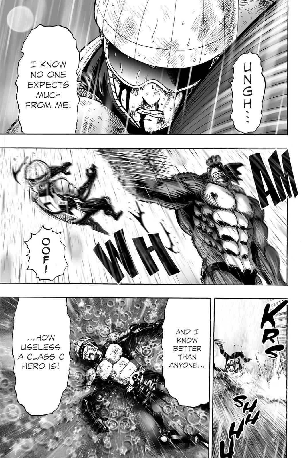 One-Punch Man Chapter 27 Page 19