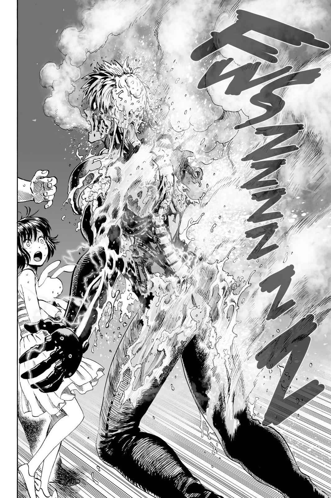 One-Punch Man Chapter 27 Page 2