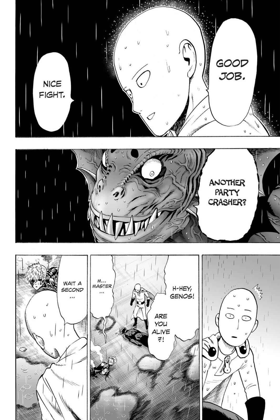 One-Punch Man Chapter 27 Page 28