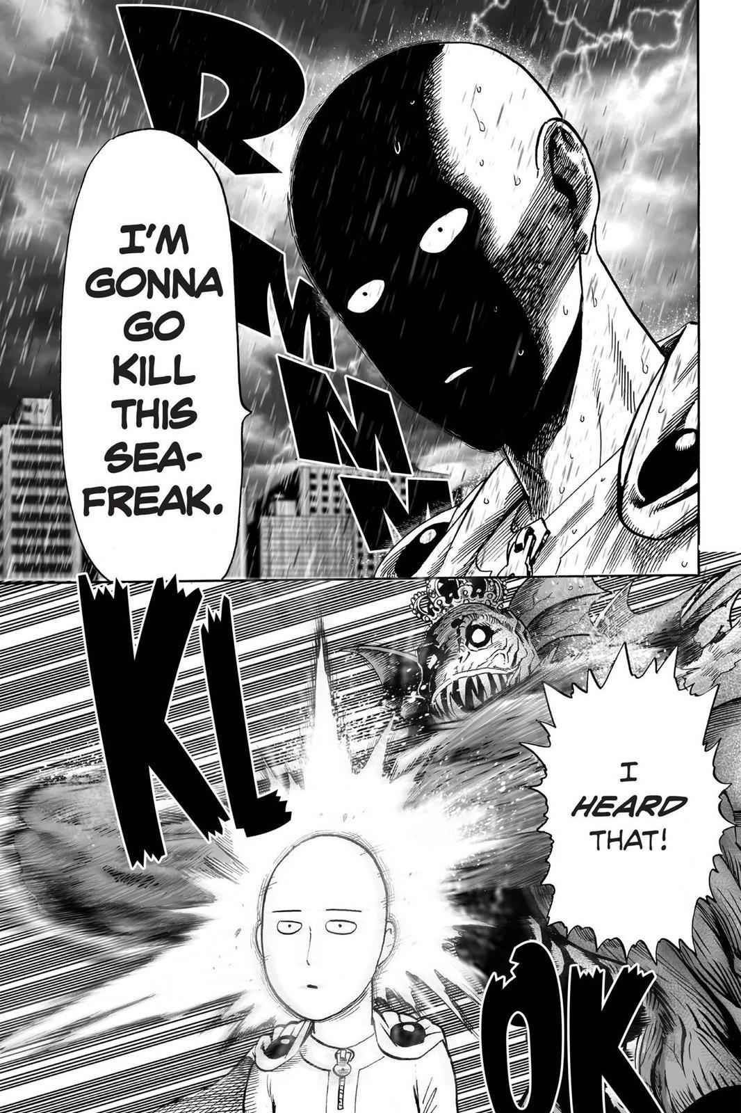 One-Punch Man Chapter 27 Page 29