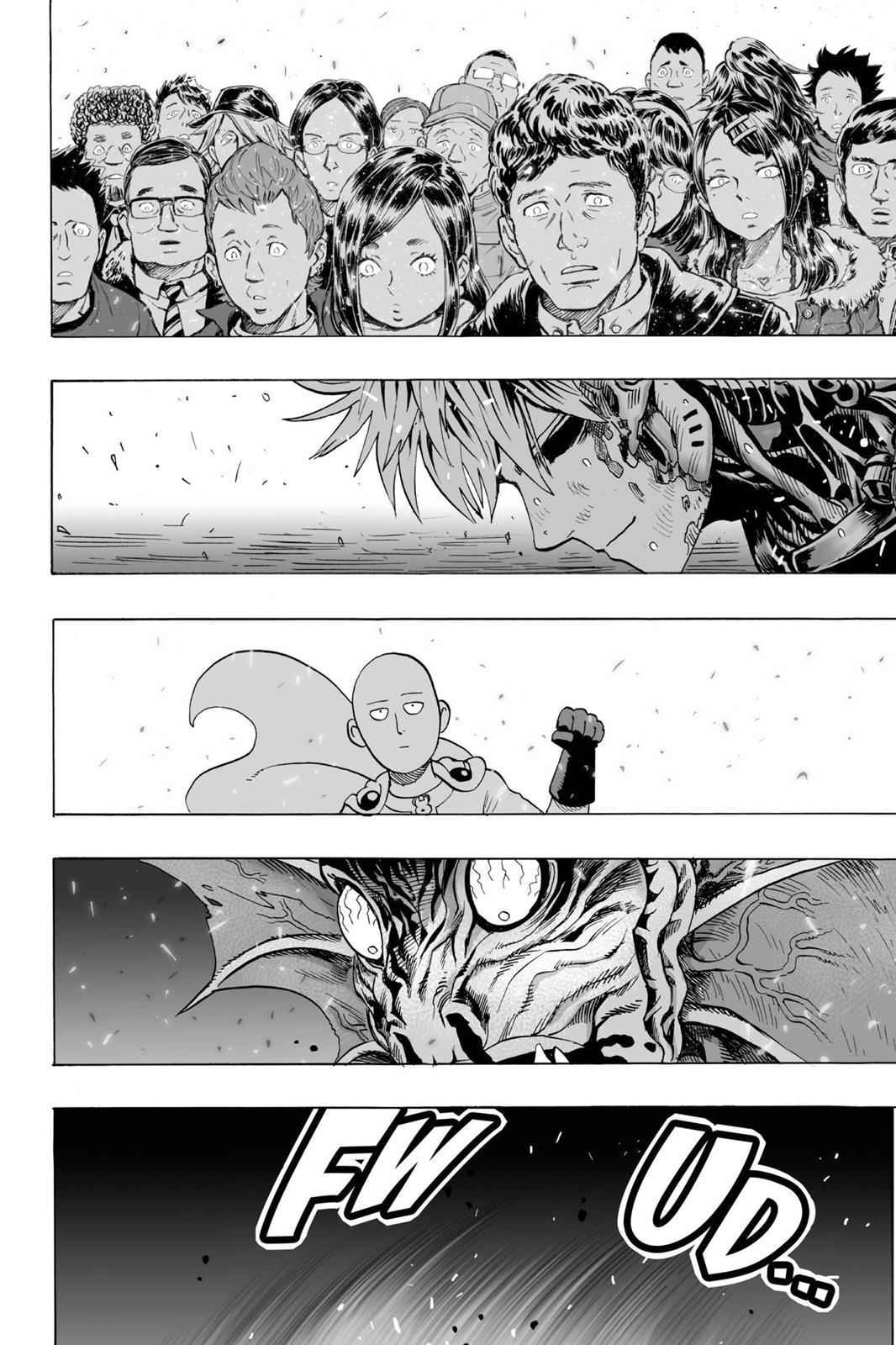 One-Punch Man Chapter 28 Page 10