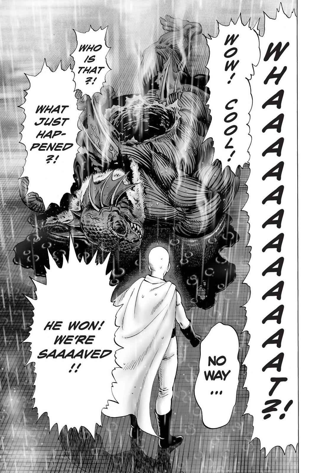 One-Punch Man Chapter 28 Page 11