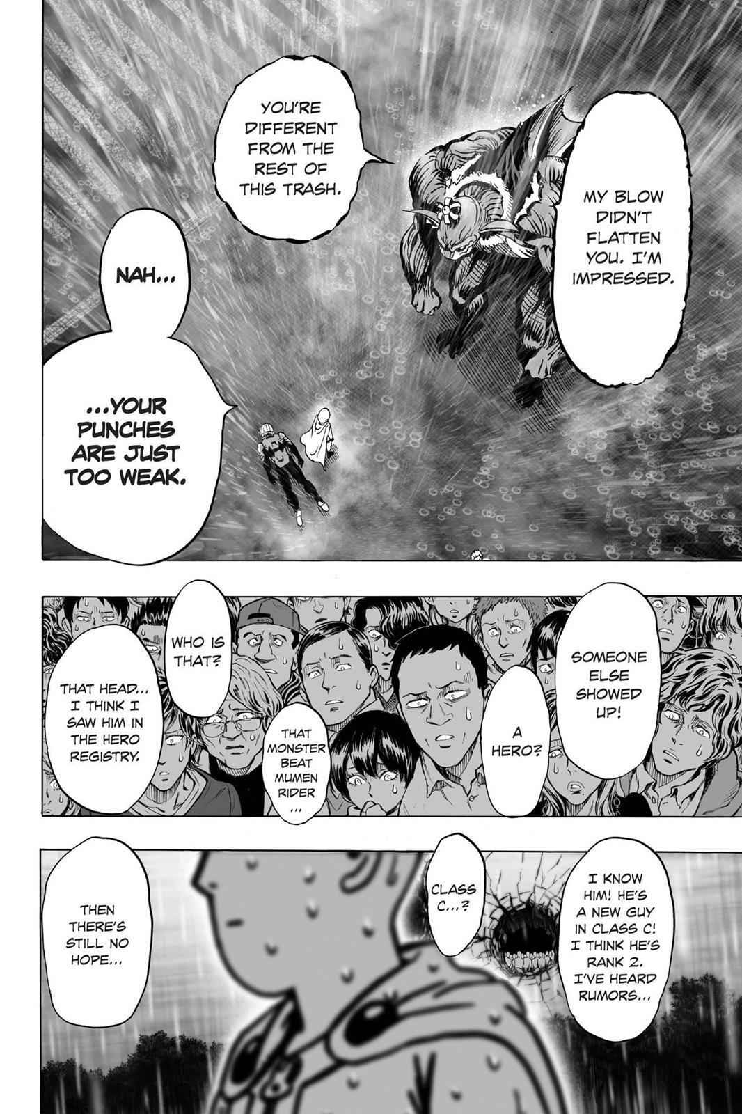 One-Punch Man Chapter 28 Page 2