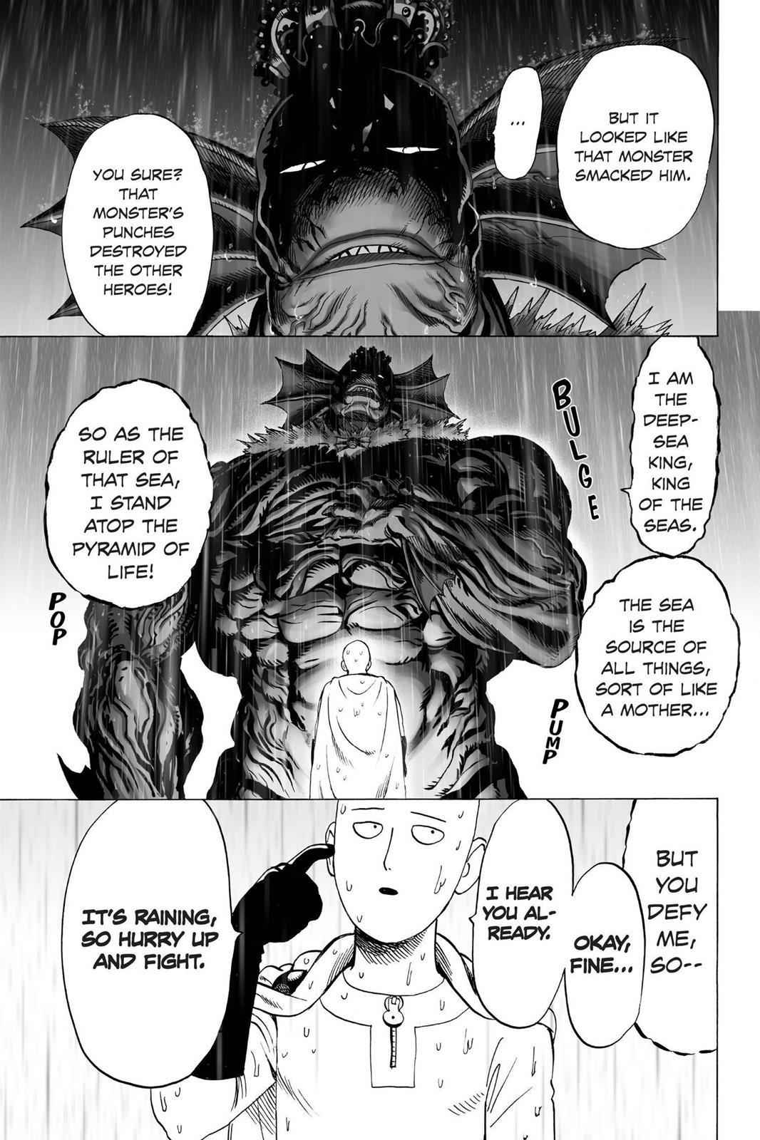 One-Punch Man Chapter 28 Page 3