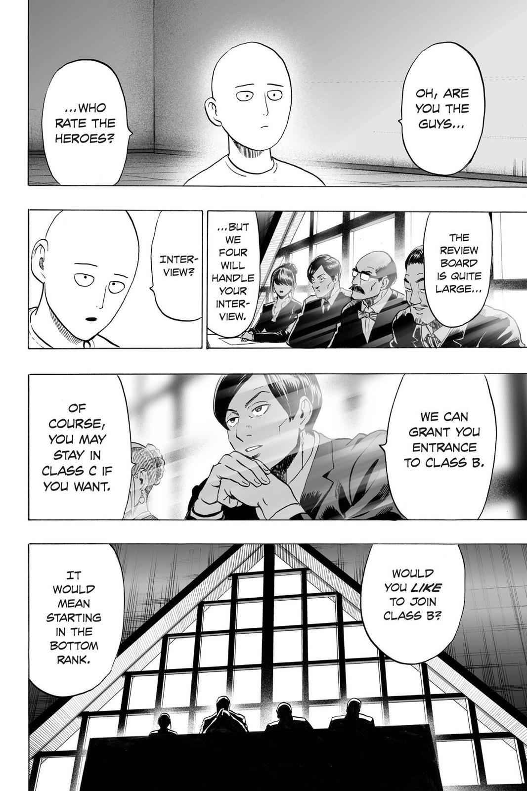 One-Punch Man Chapter 29 Page 10
