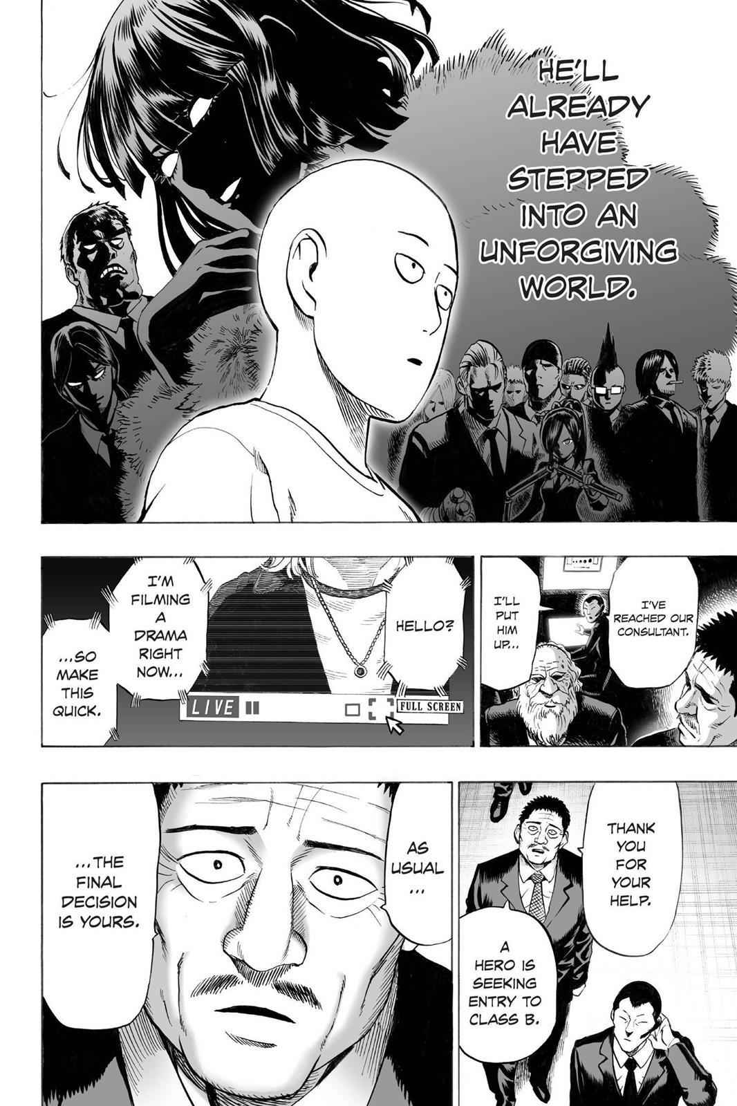 One-Punch Man Chapter 29 Page 14