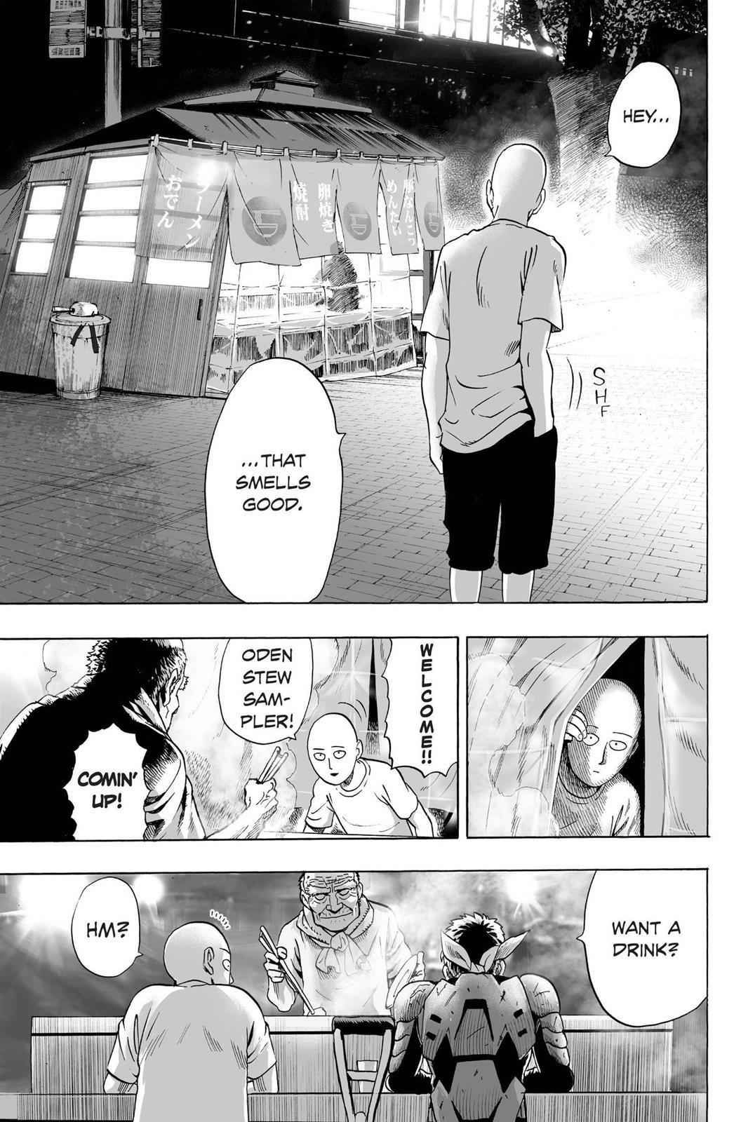 One-Punch Man Chapter 29 Page 17