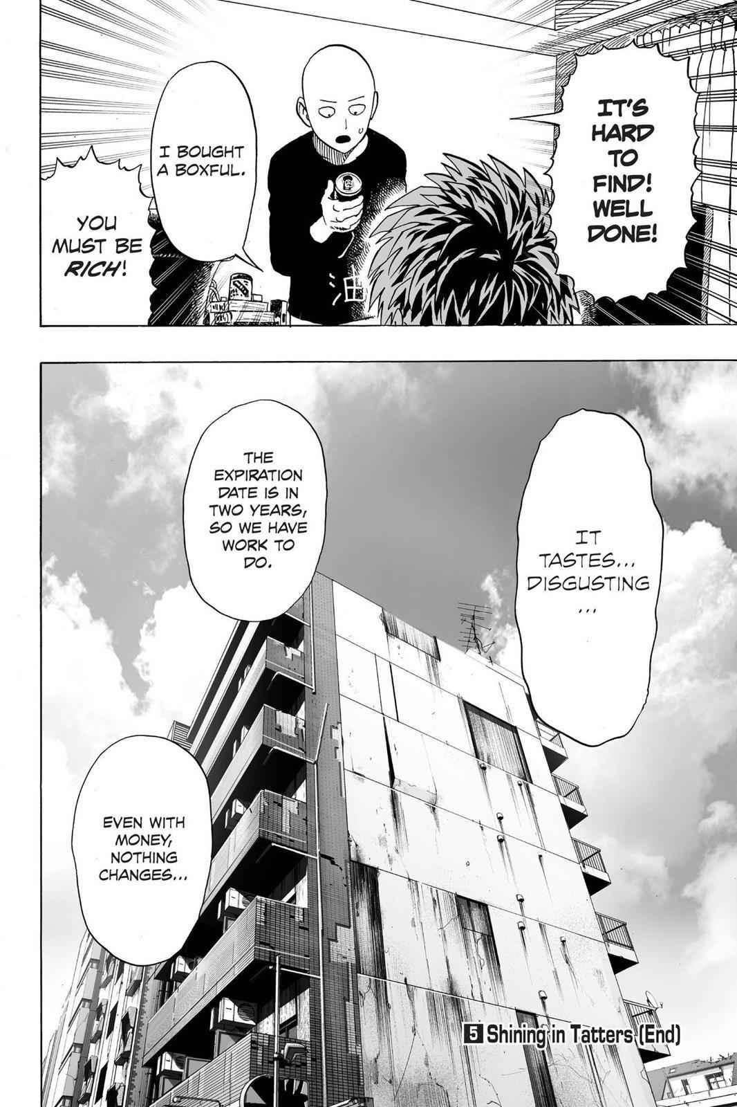 One-Punch Man Chapter 29.5 Page 26
