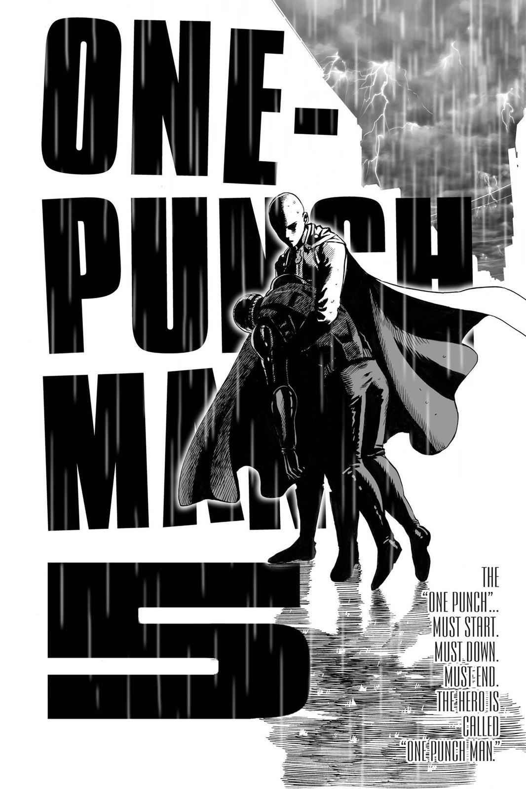 One-Punch Man Chapter 29.5 Page 28