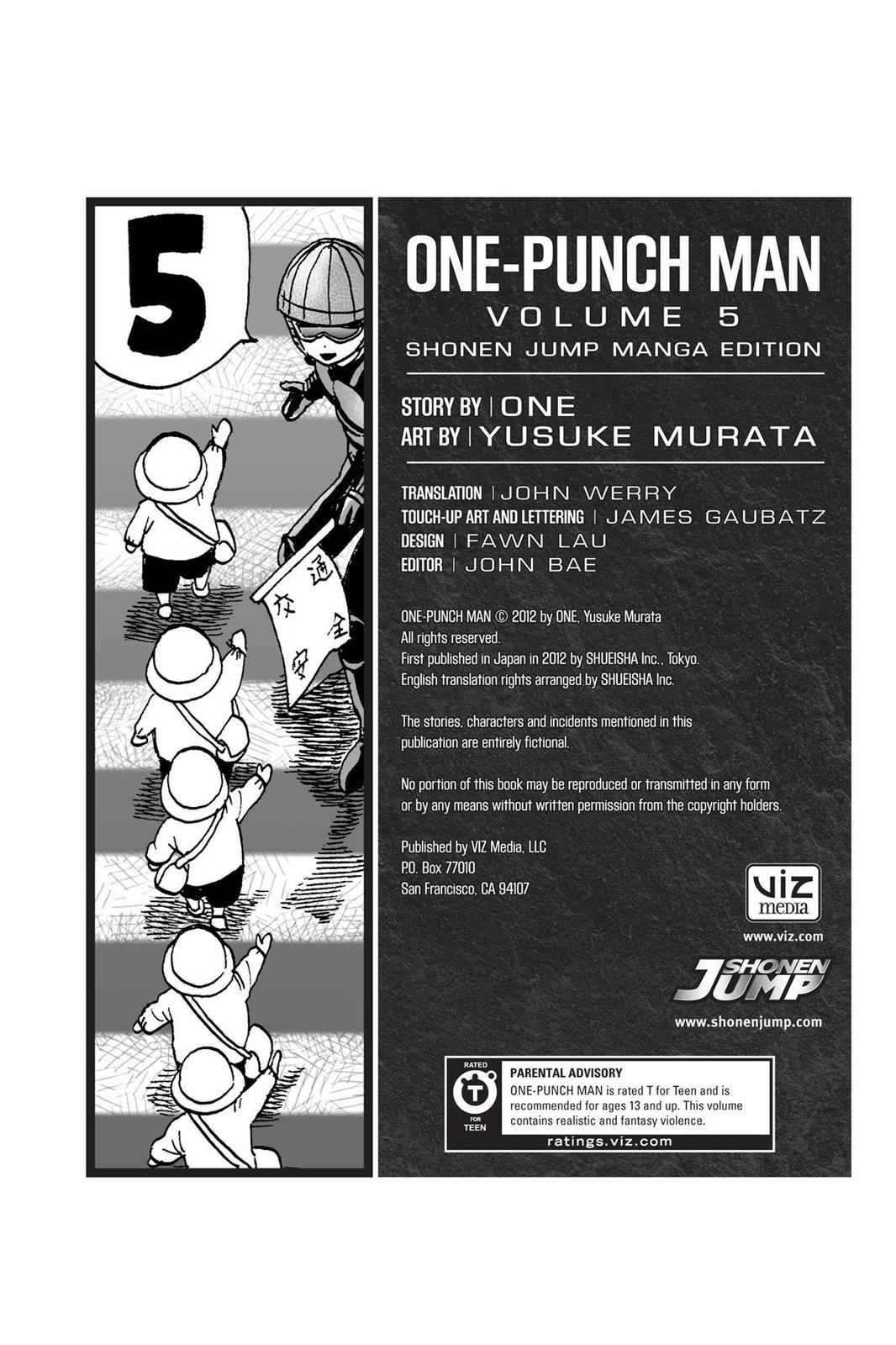 One-Punch Man Chapter 29.5 Page 30