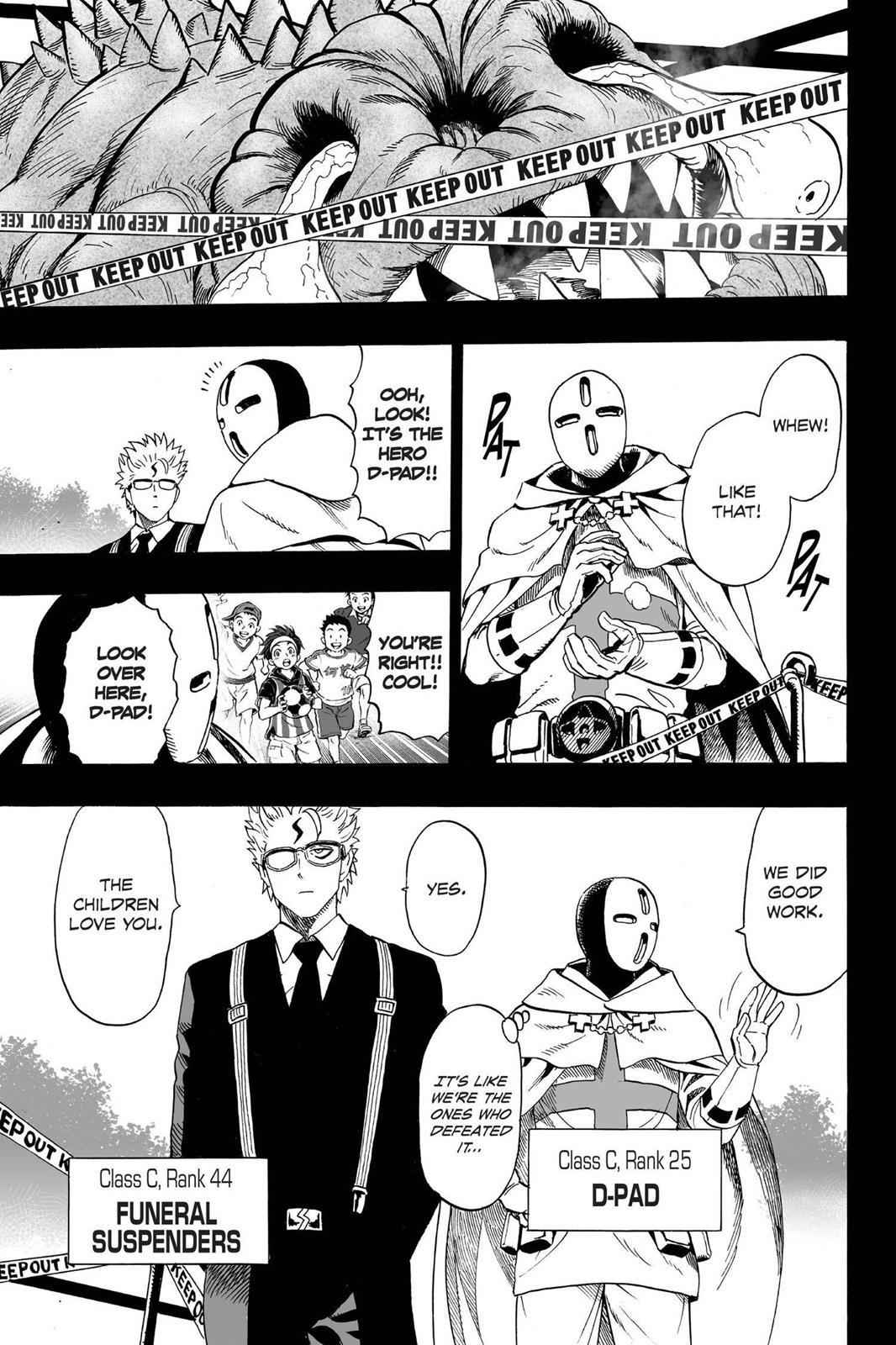 One-Punch Man Chapter 29.5 Page 5