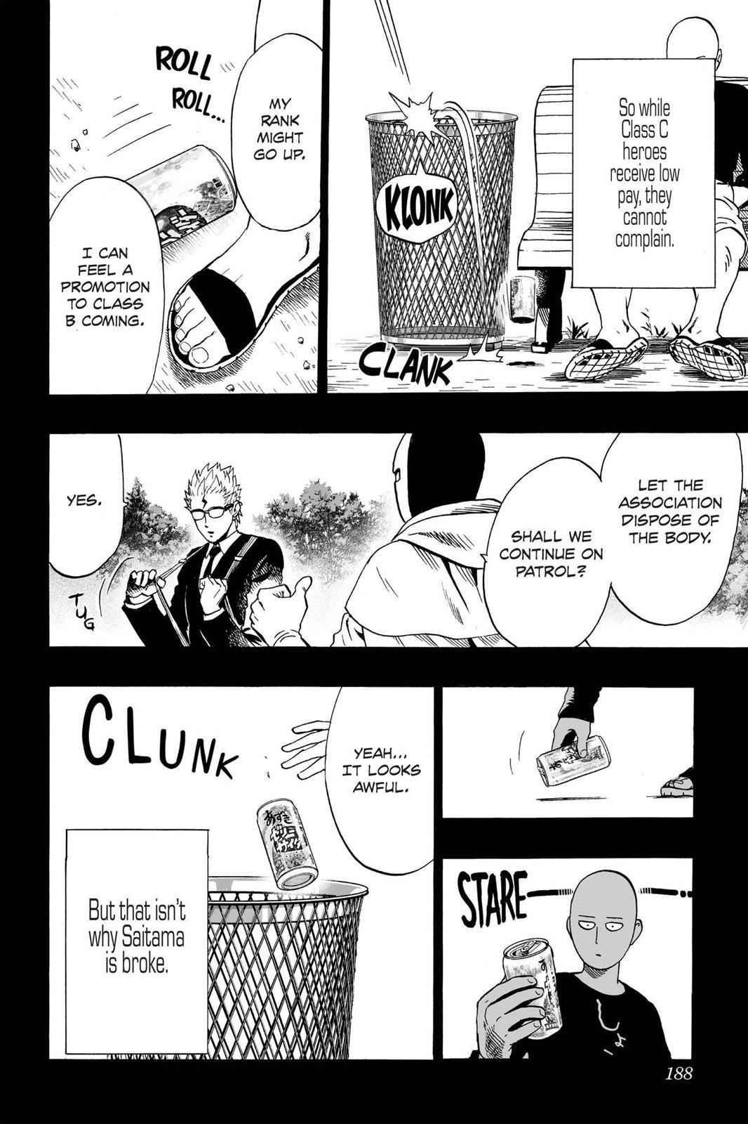 One-Punch Man Chapter 29.5 Page 8