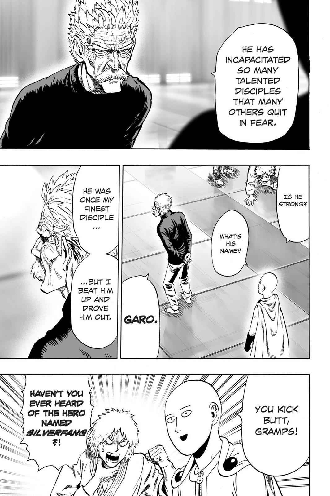 One-Punch Man Chapter 30 Page 10