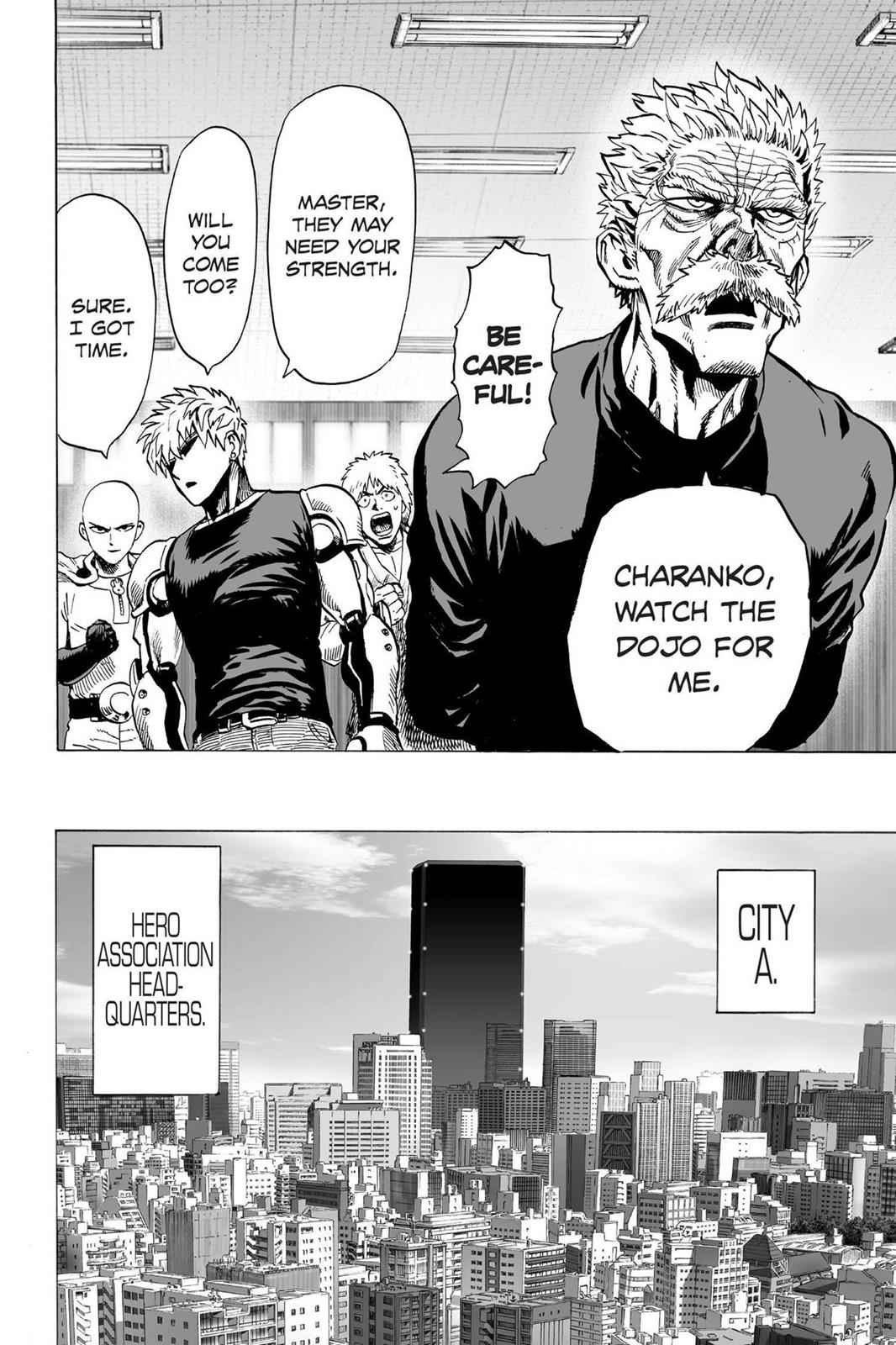 One-Punch Man Chapter 30 Page 13