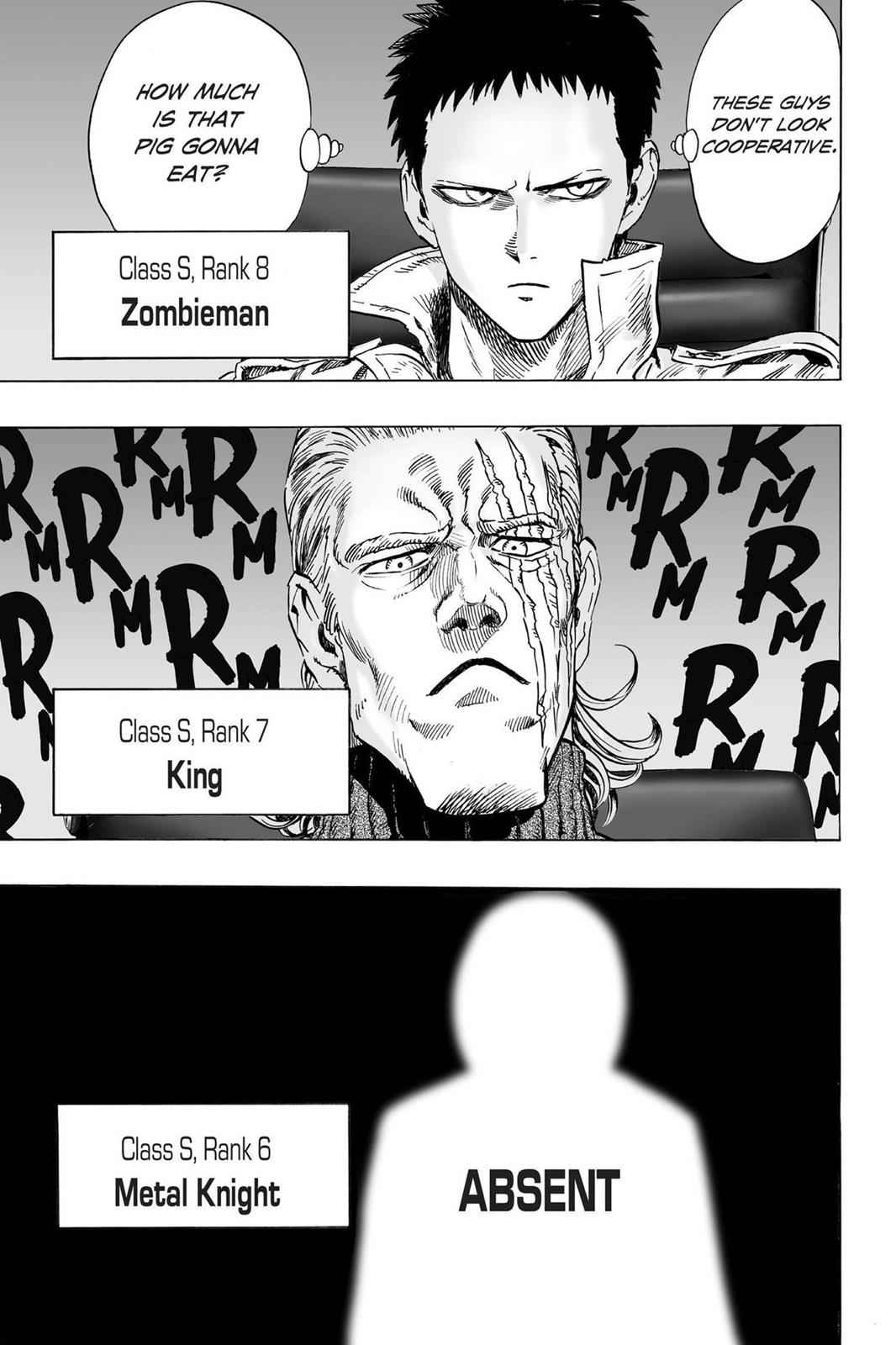 One-Punch Man Chapter 30 Page 24