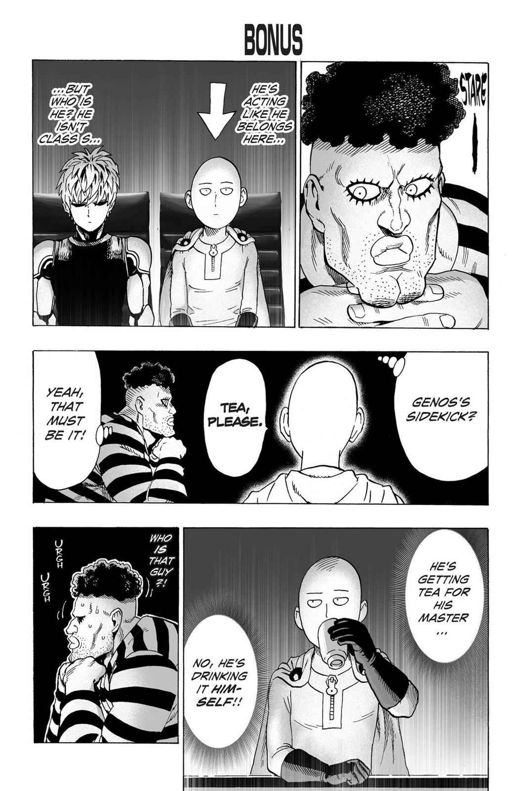 One-Punch Man Chapter 30 Page 27