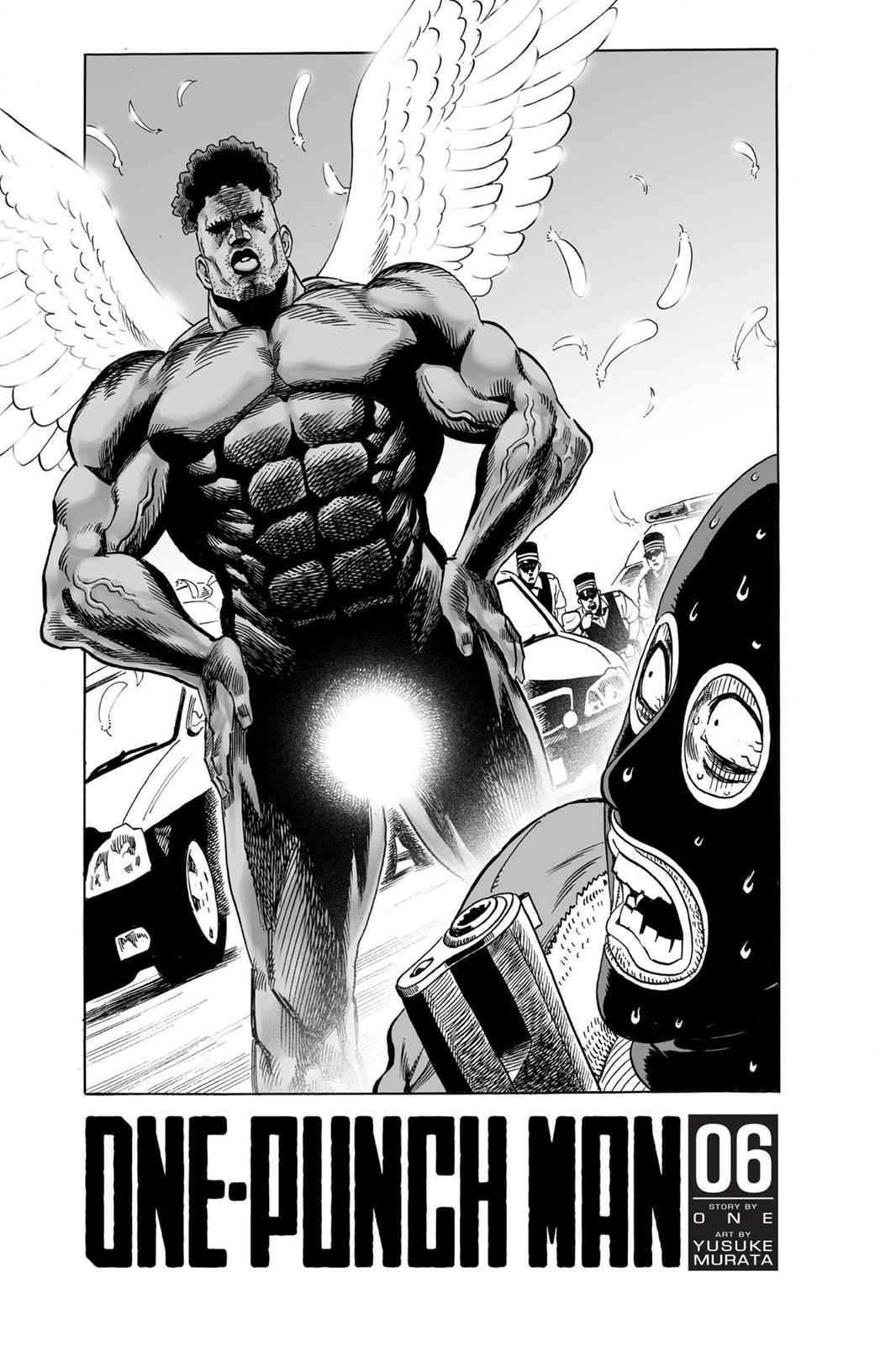 One-Punch Man Chapter 30 Page 4
