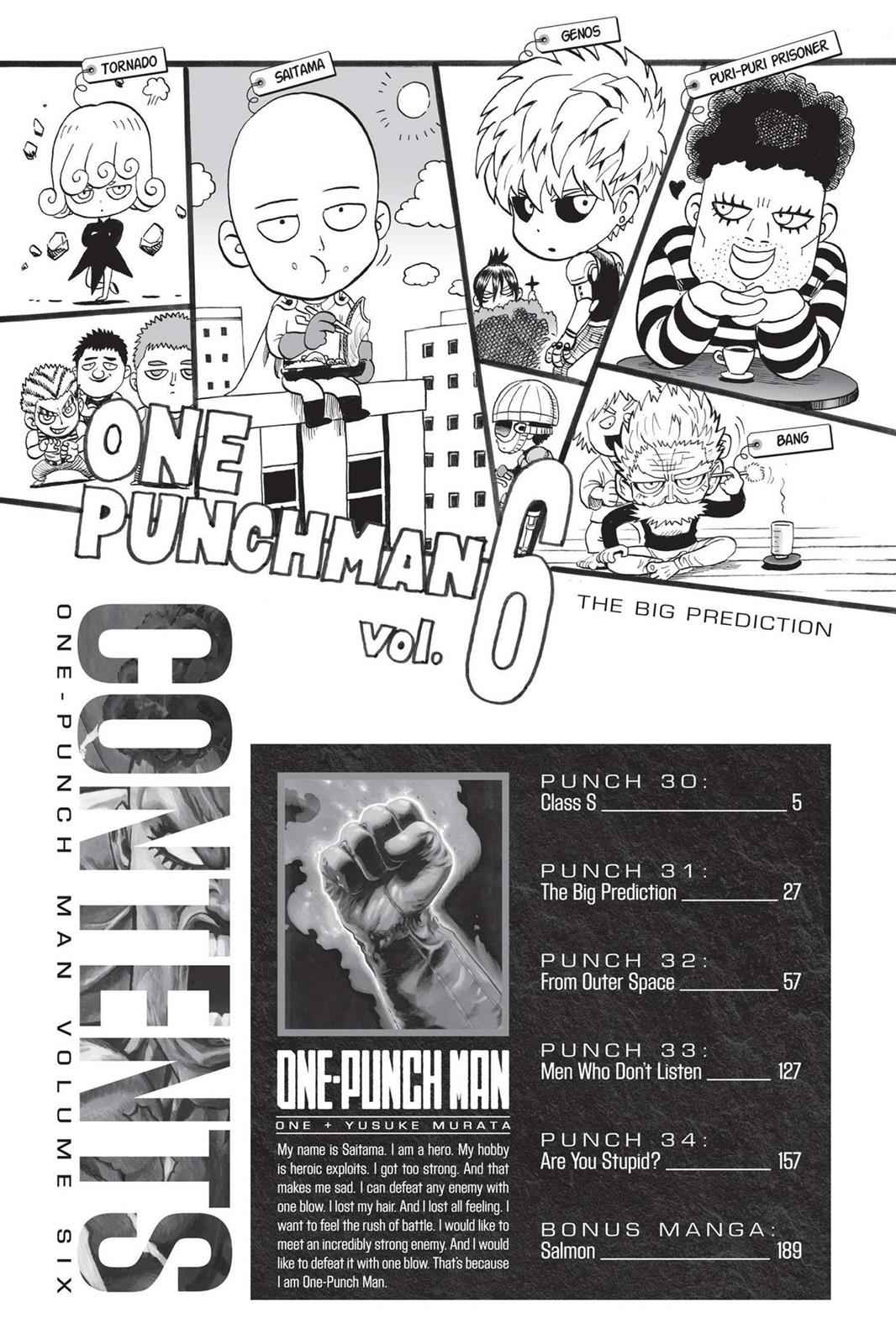 One-Punch Man Chapter 30 Page 5