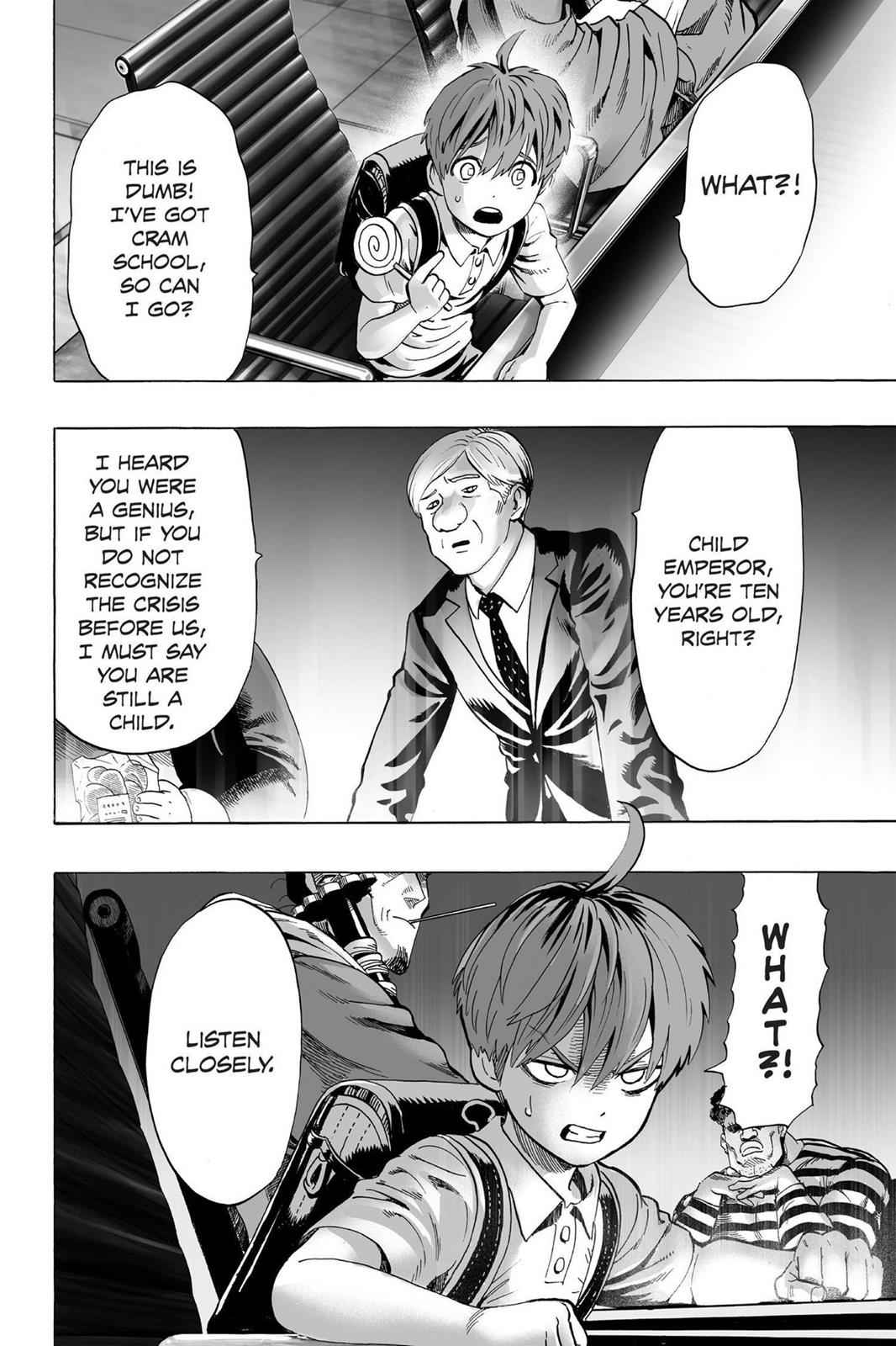 One-Punch Man Chapter 31 Page 16