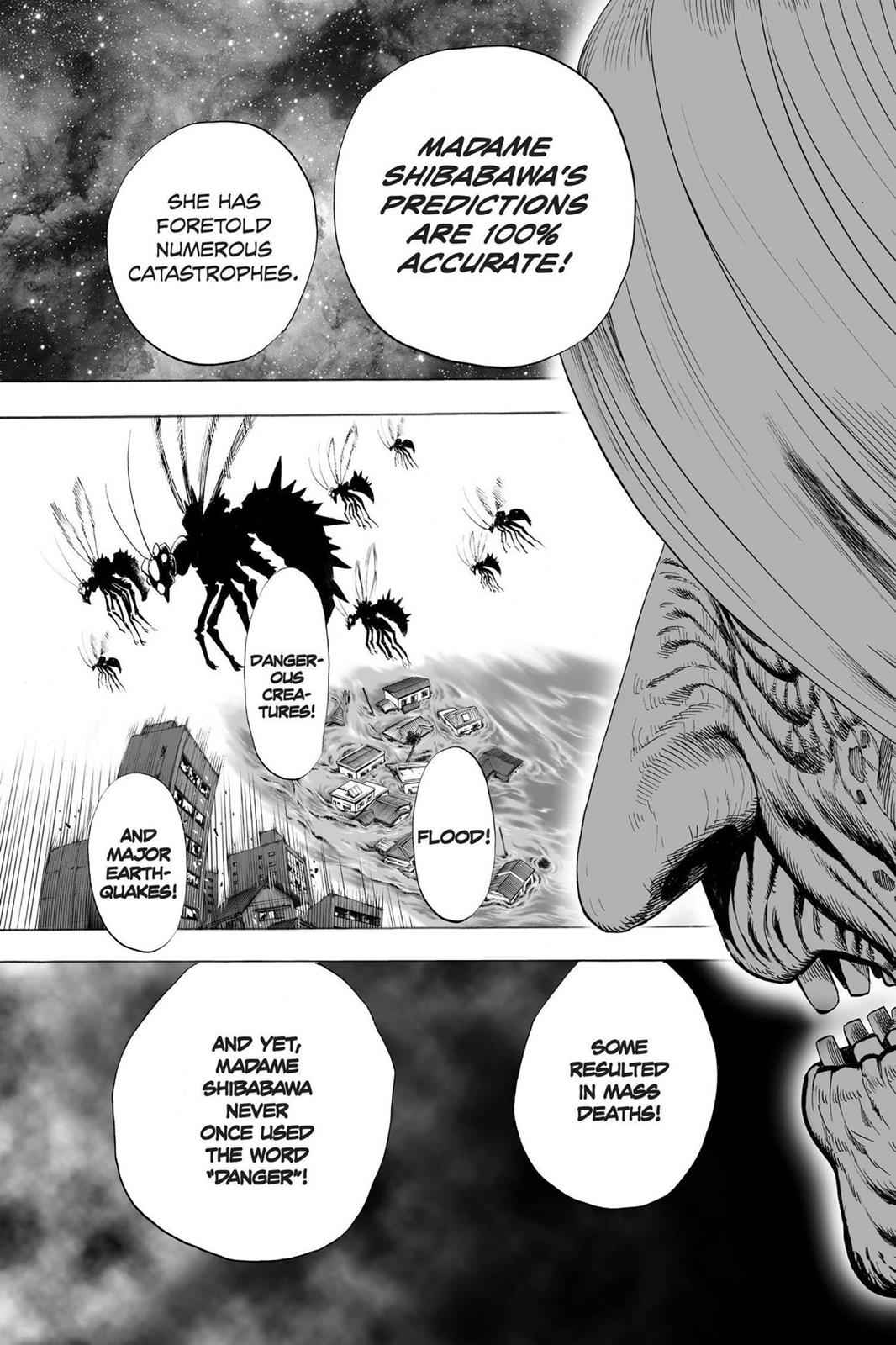 One-Punch Man Chapter 31 Page 17