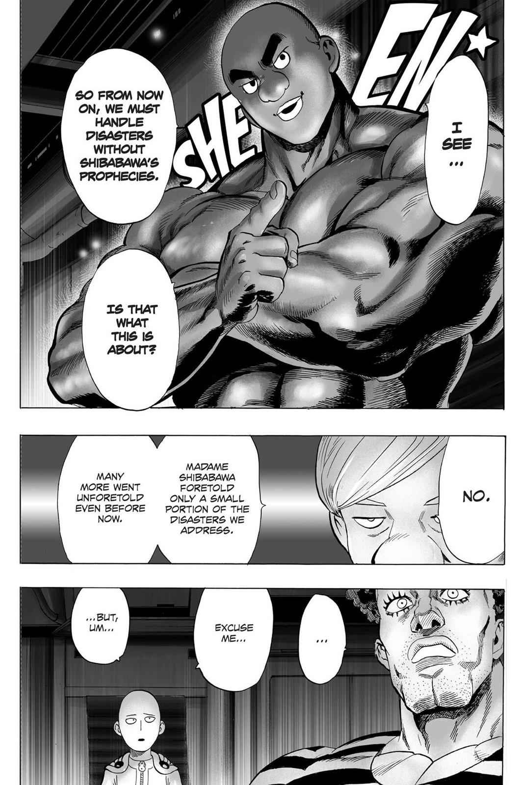 One-Punch Man Chapter 31 Page 8