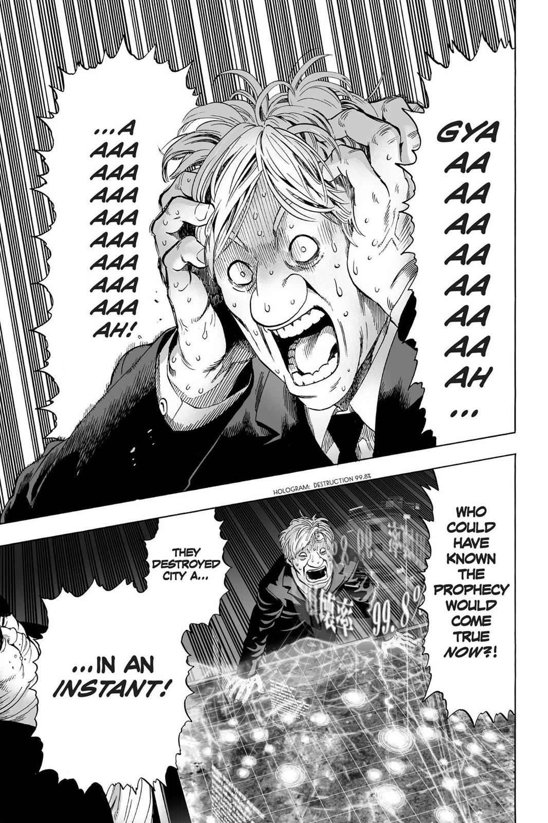 One-Punch Man Chapter 32 Page 15