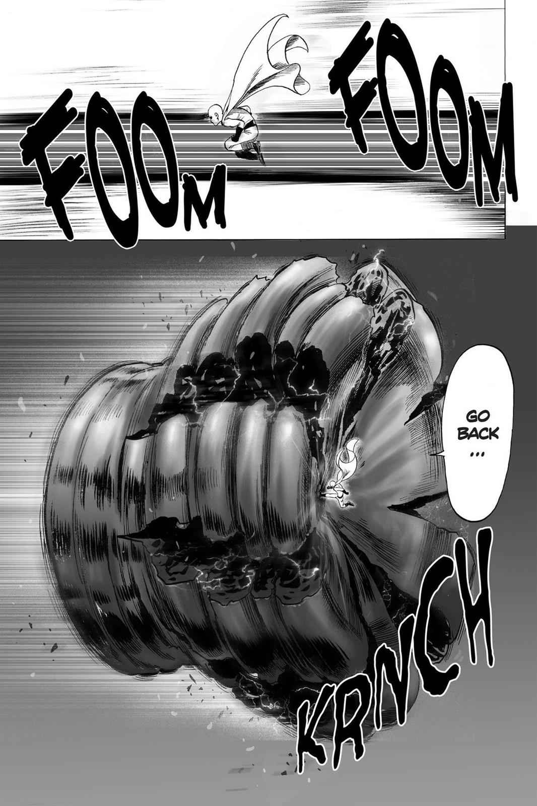 One-Punch Man Chapter 32 Page 25