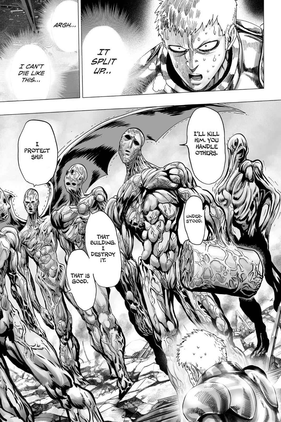 One-Punch Man Chapter 32 Page 35