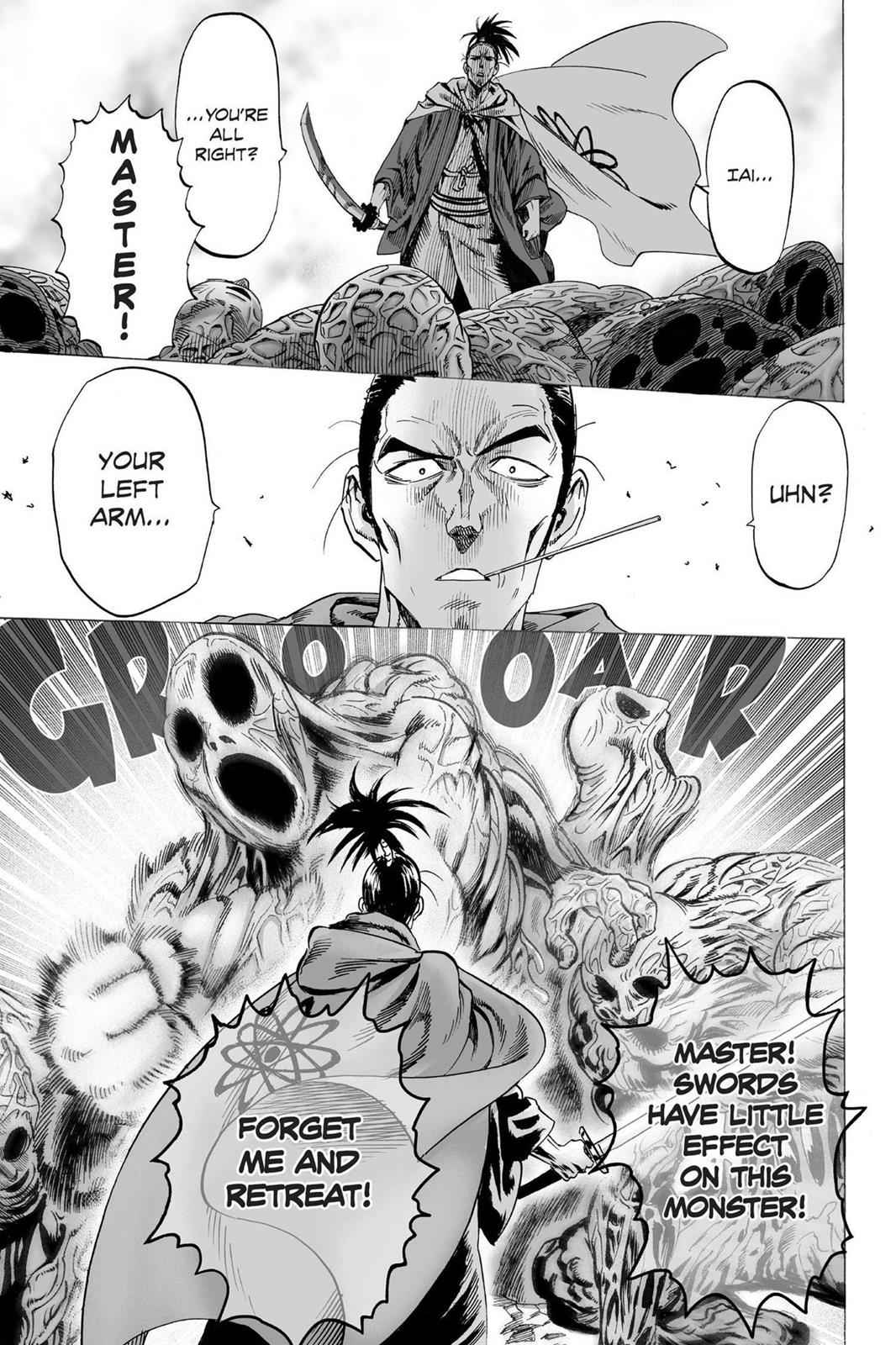 One-Punch Man Chapter 32 Page 37