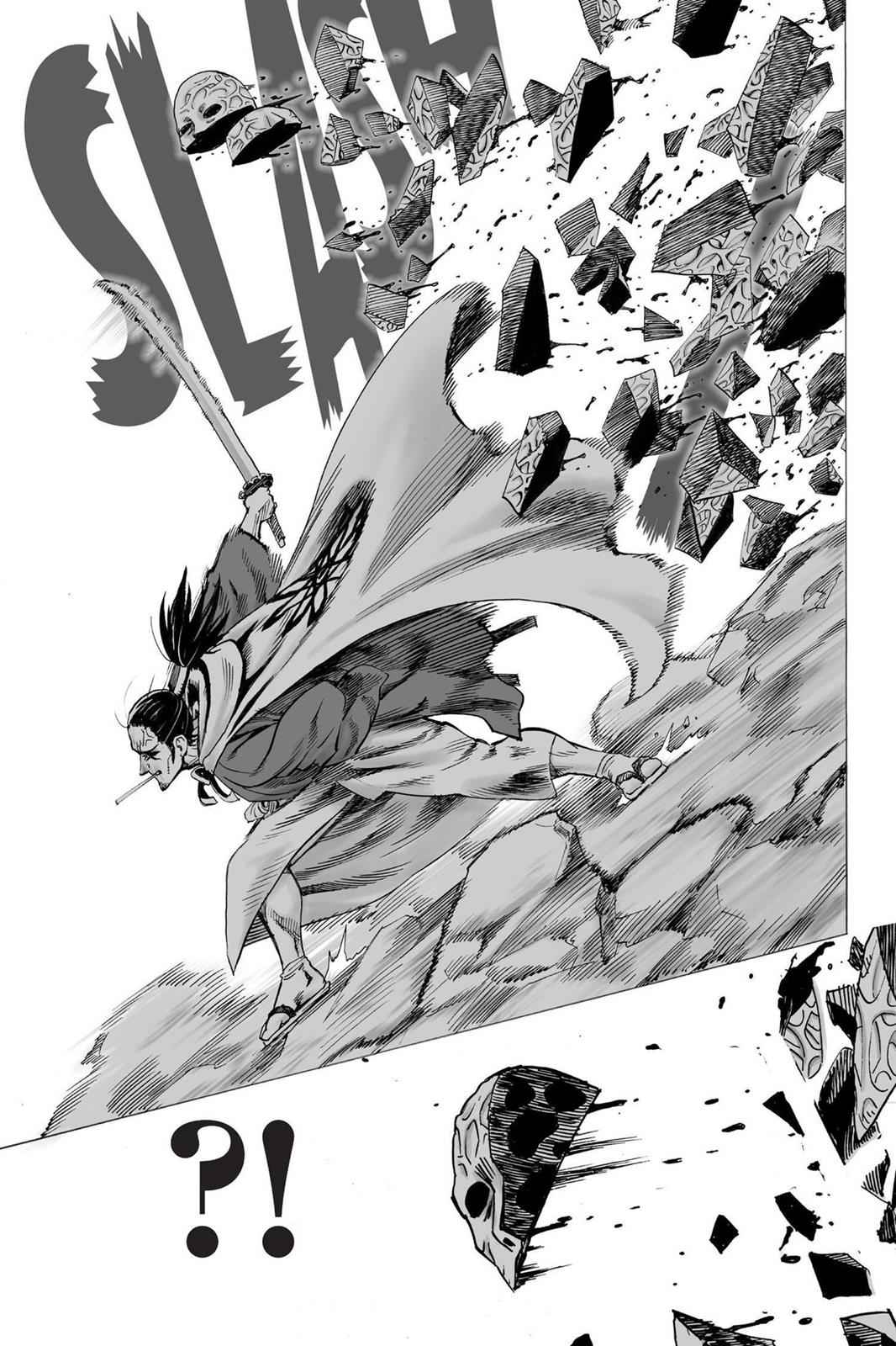 One-Punch Man Chapter 32 Page 39