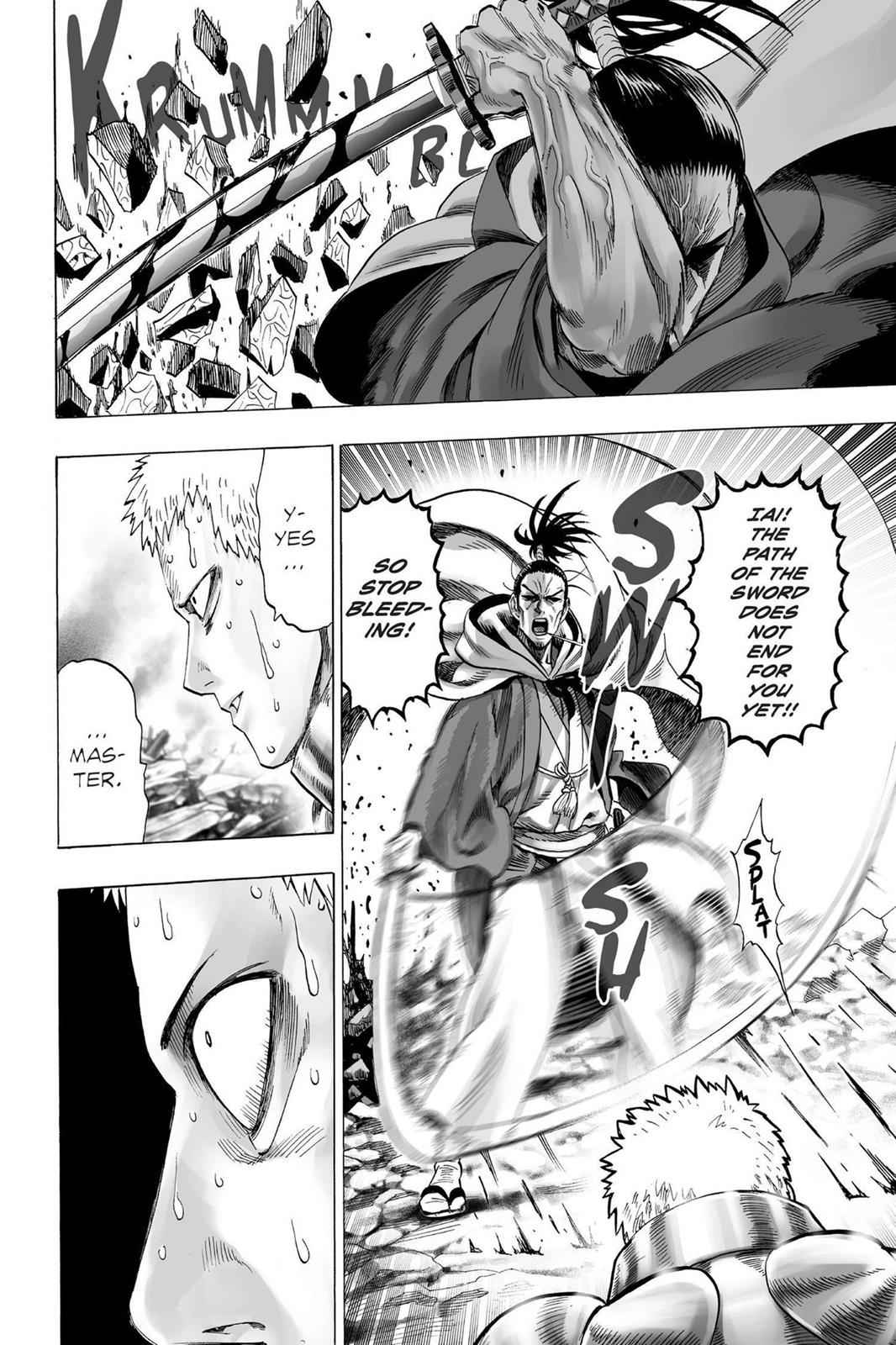 One-Punch Man Chapter 32 Page 40
