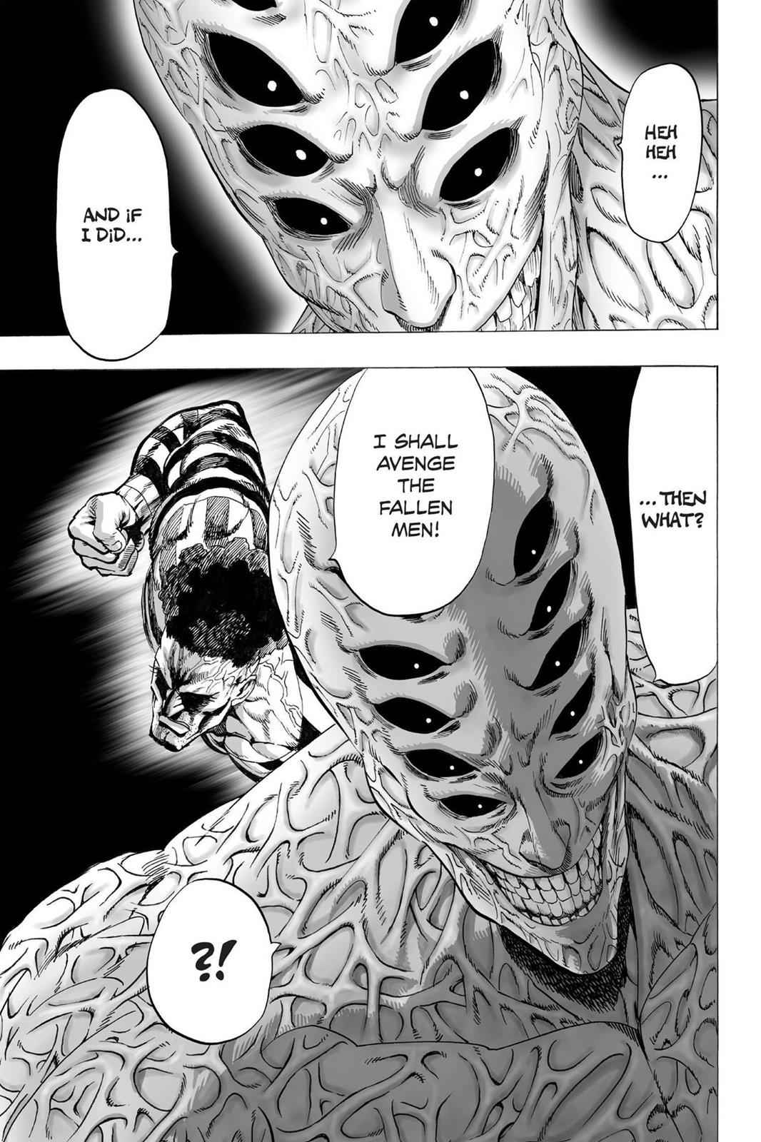 One-Punch Man Chapter 32 Page 43